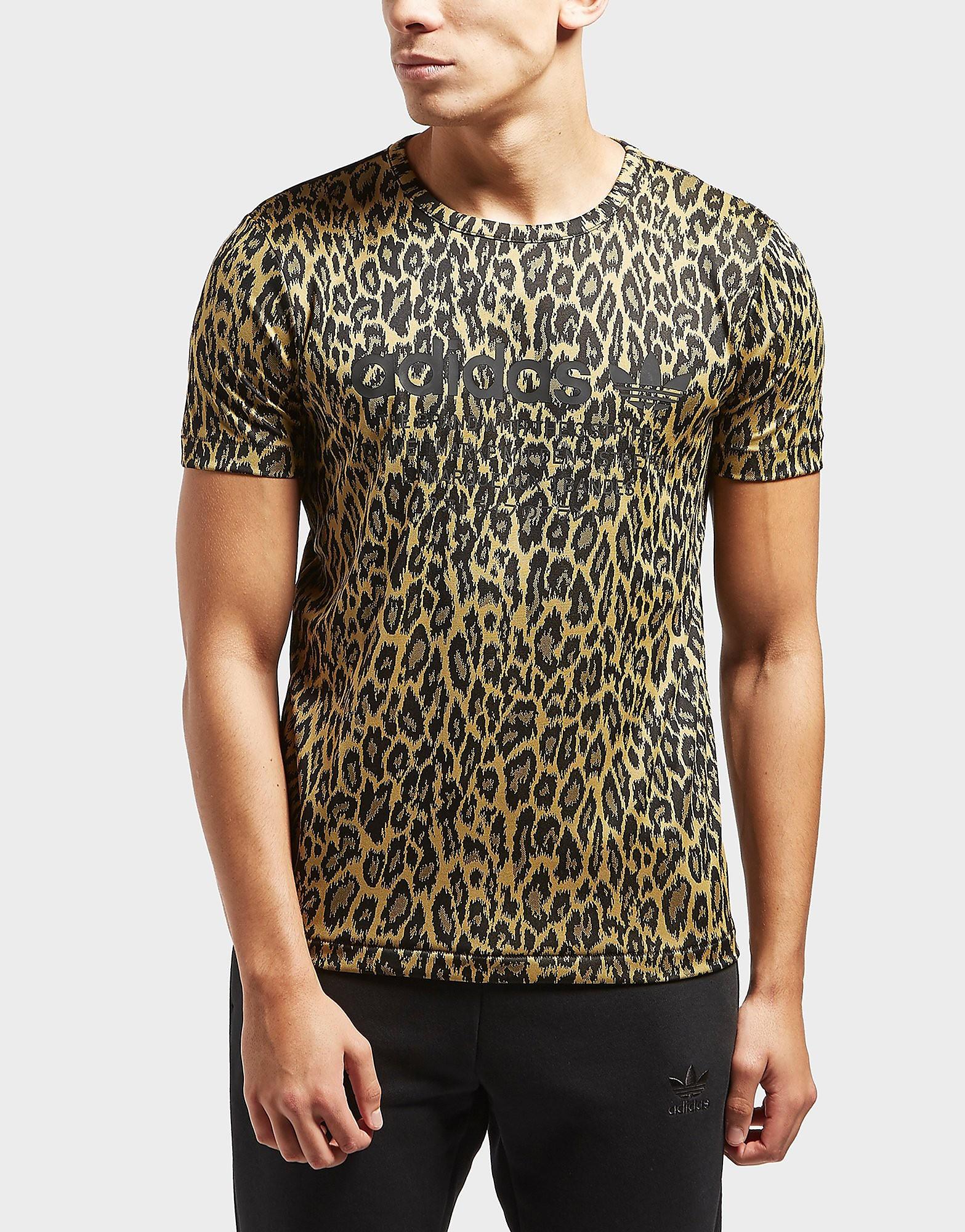 adidas Originals NMD Leopard Short Sleeve T-Shirt