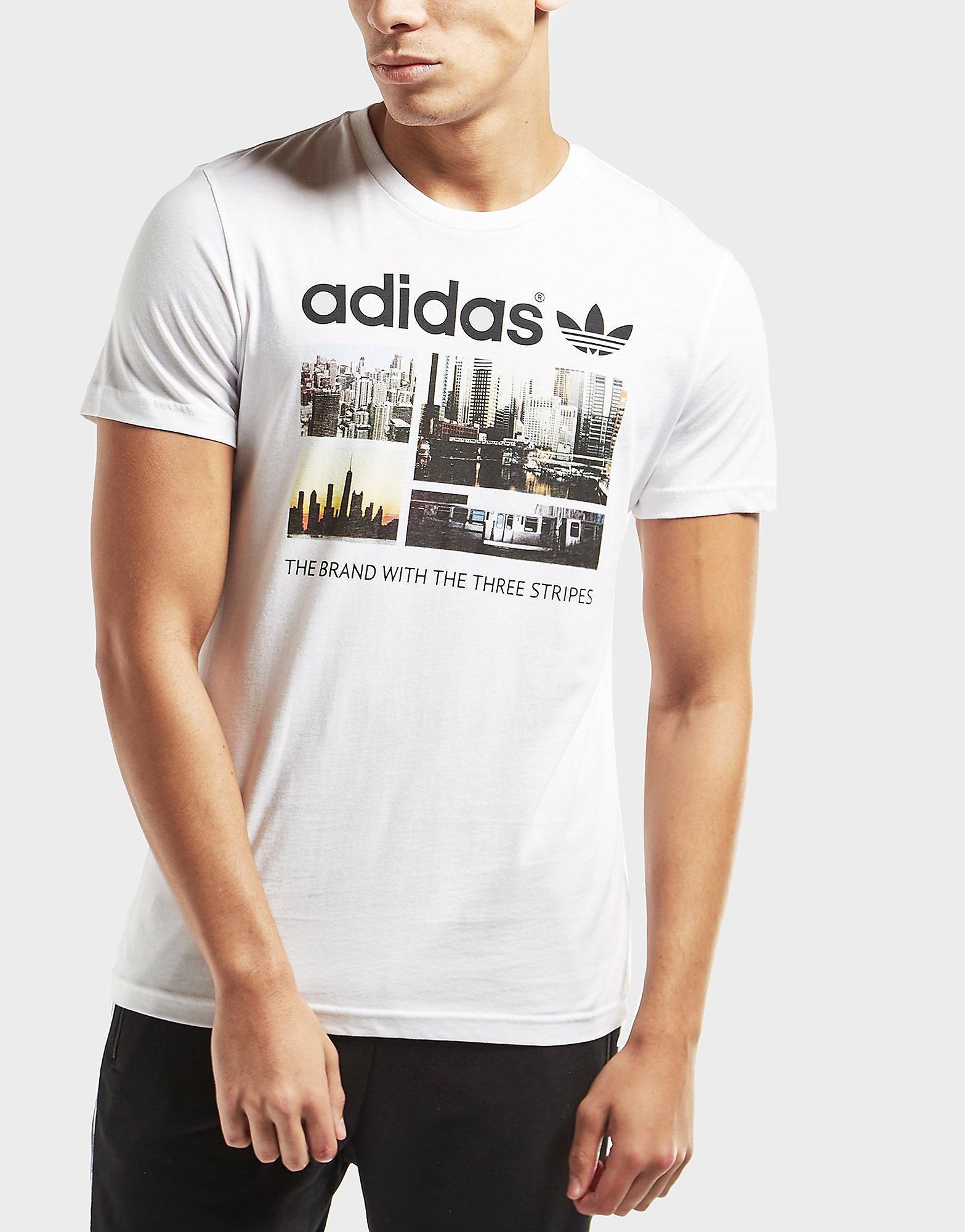 adidas Originals Manhattan Short Sleeve T-Shirt