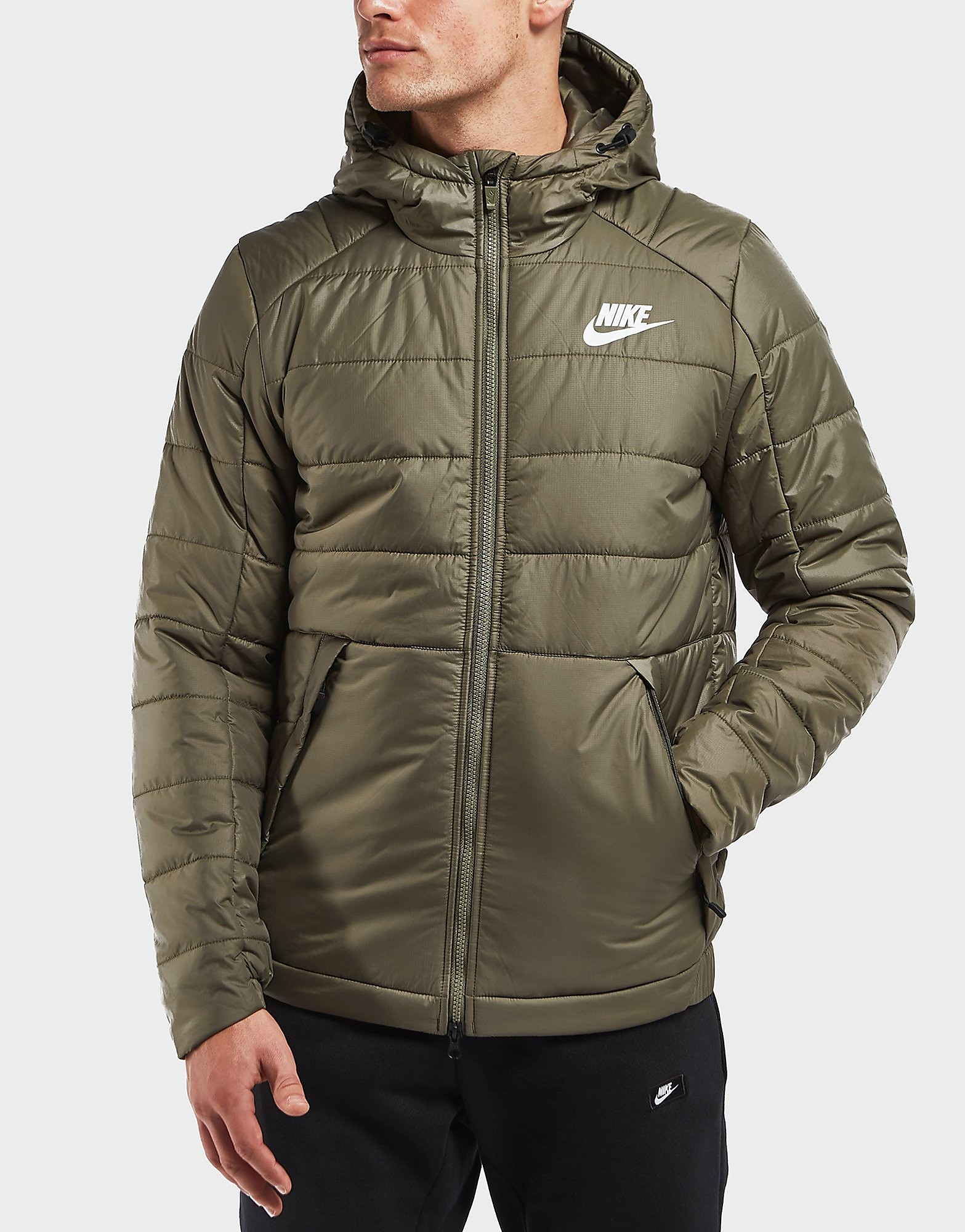 Nike Bubble Padded Jacket