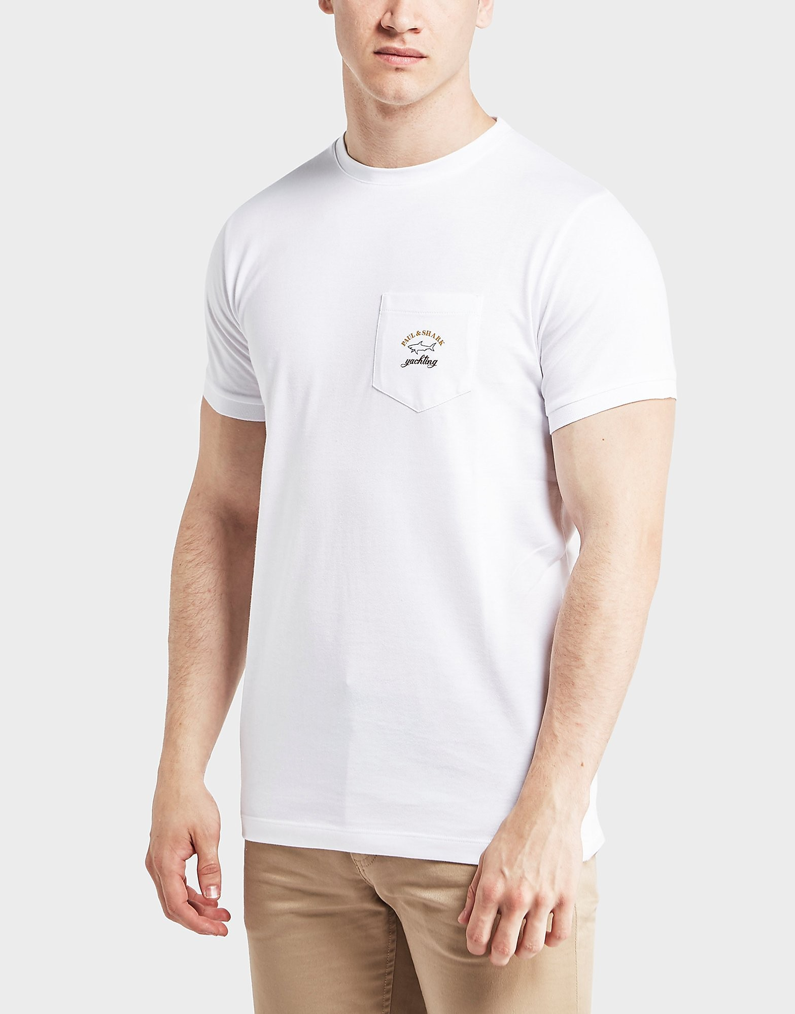 Paul and Shark Pocket Short Sleeve T-Shirt