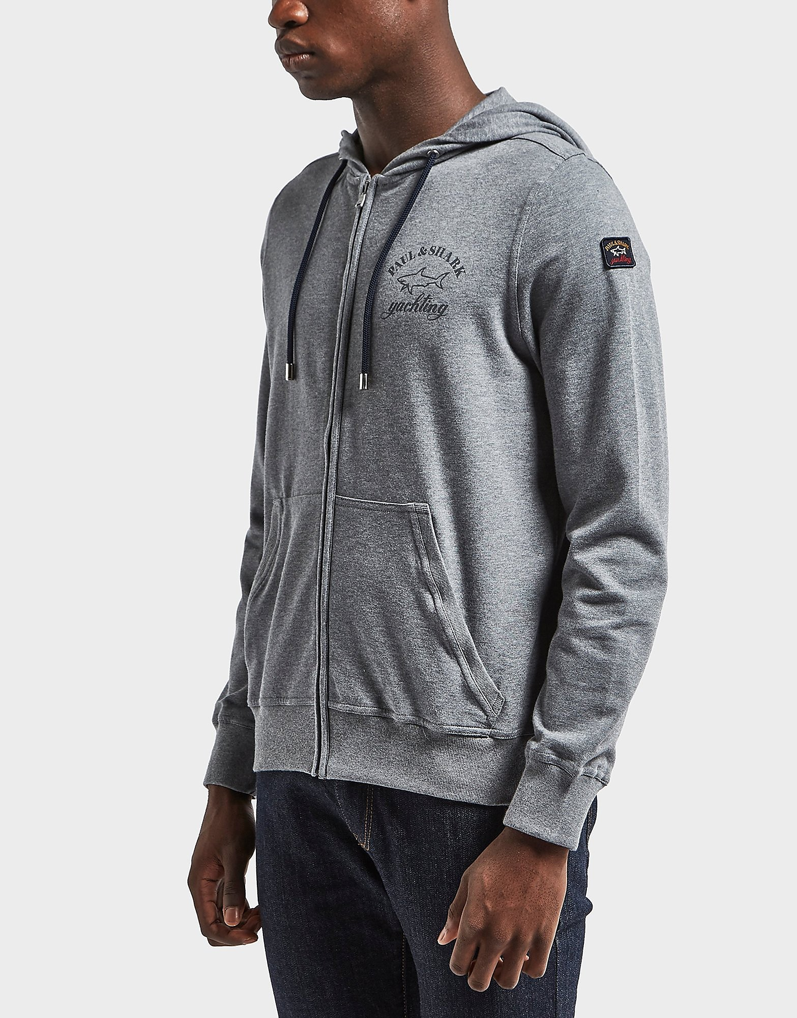 Paul and Shark Full Zip Hoodie