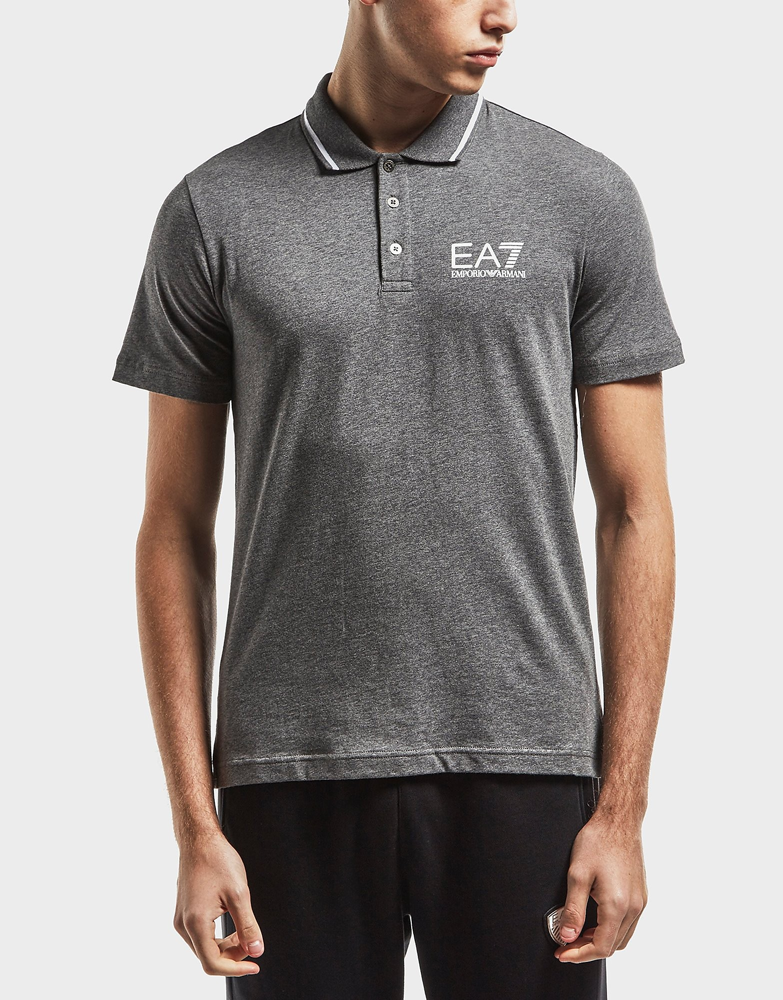 Emporio Armani EA7 Train Core Jersey Polo Shirt