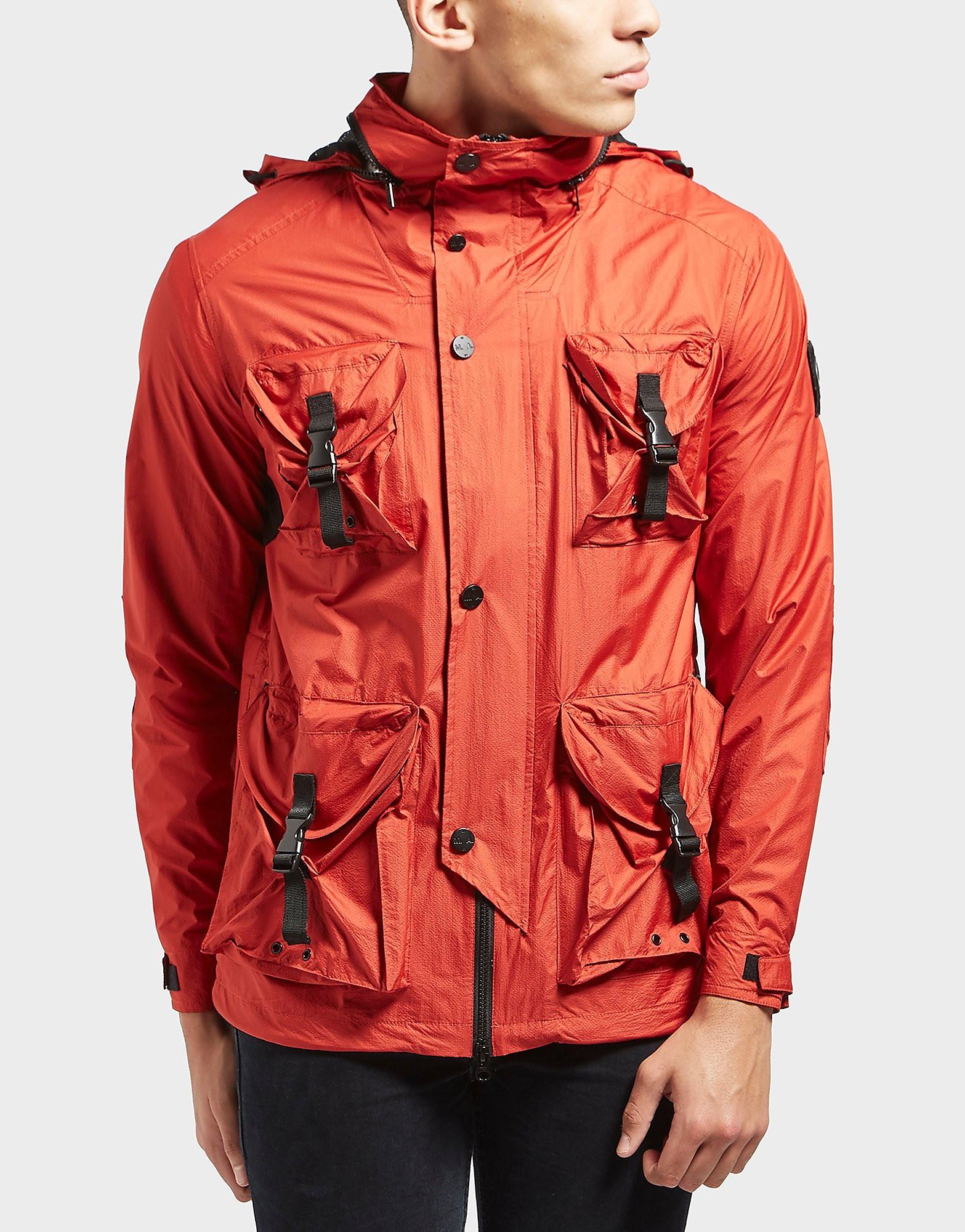 Marshall Artist Micro Ripstop Parachute Lightweight Jacket