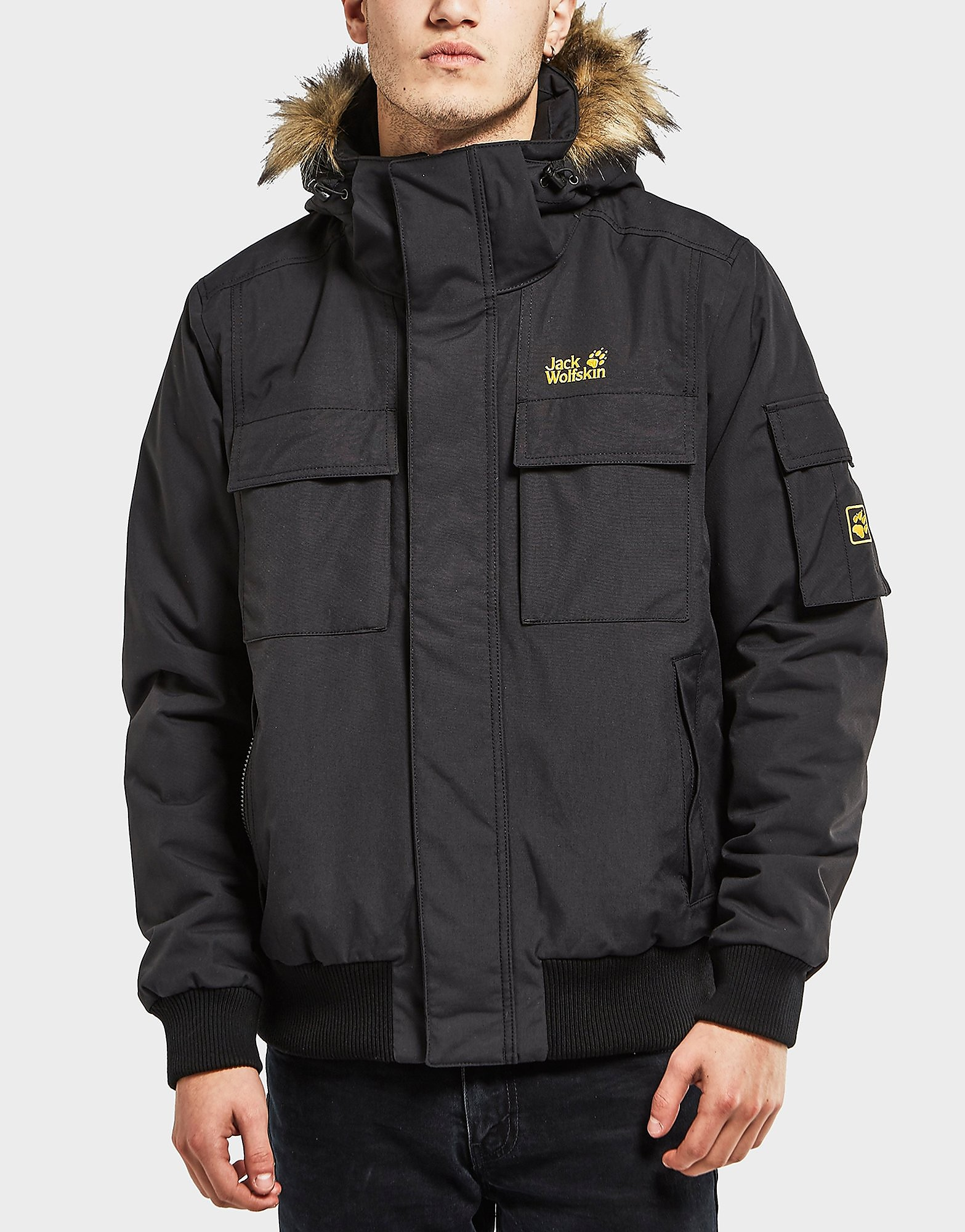 Jack Wolfskin Brockton Padded Parka - Exclusive