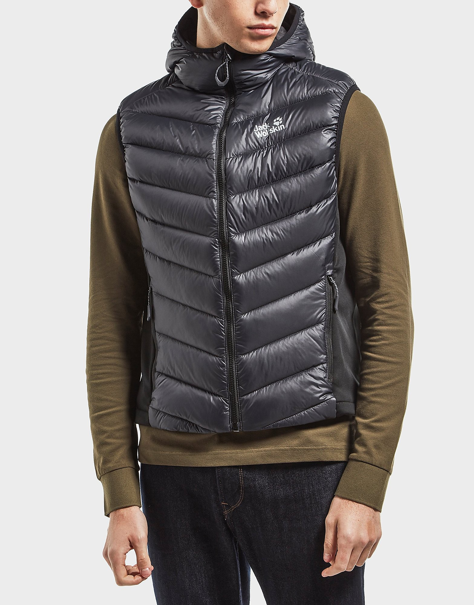 Jack Wolfskin Atmosphere Hooded Padded Gilet