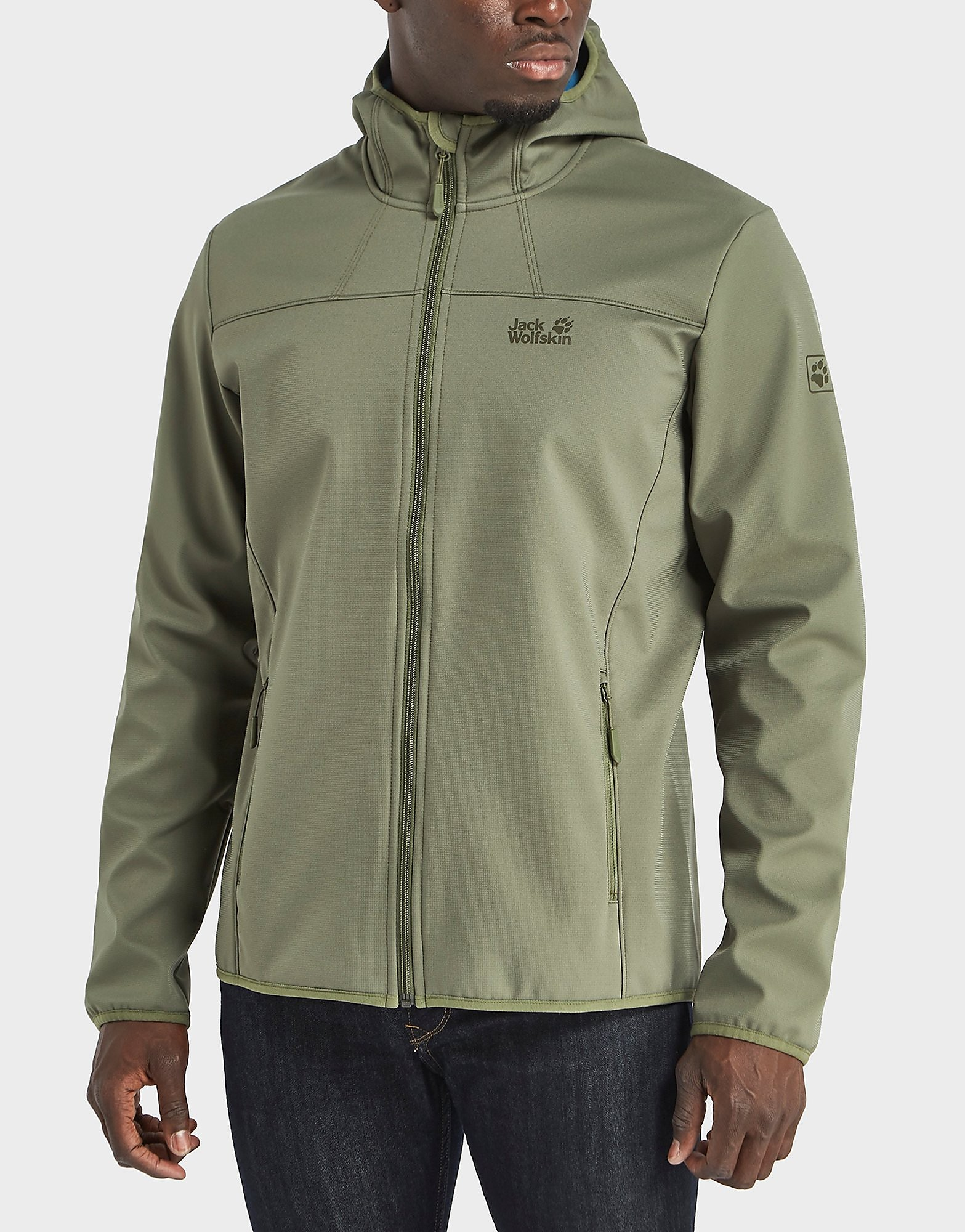 Jack Wolfskin Northen Shell Hooded Jacket