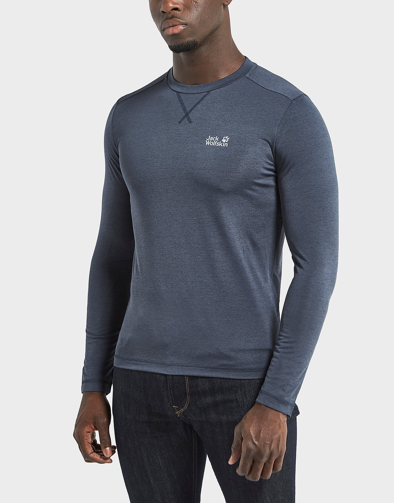 Jack Wolfskin Crosstail Long Sleeve T-Shirt