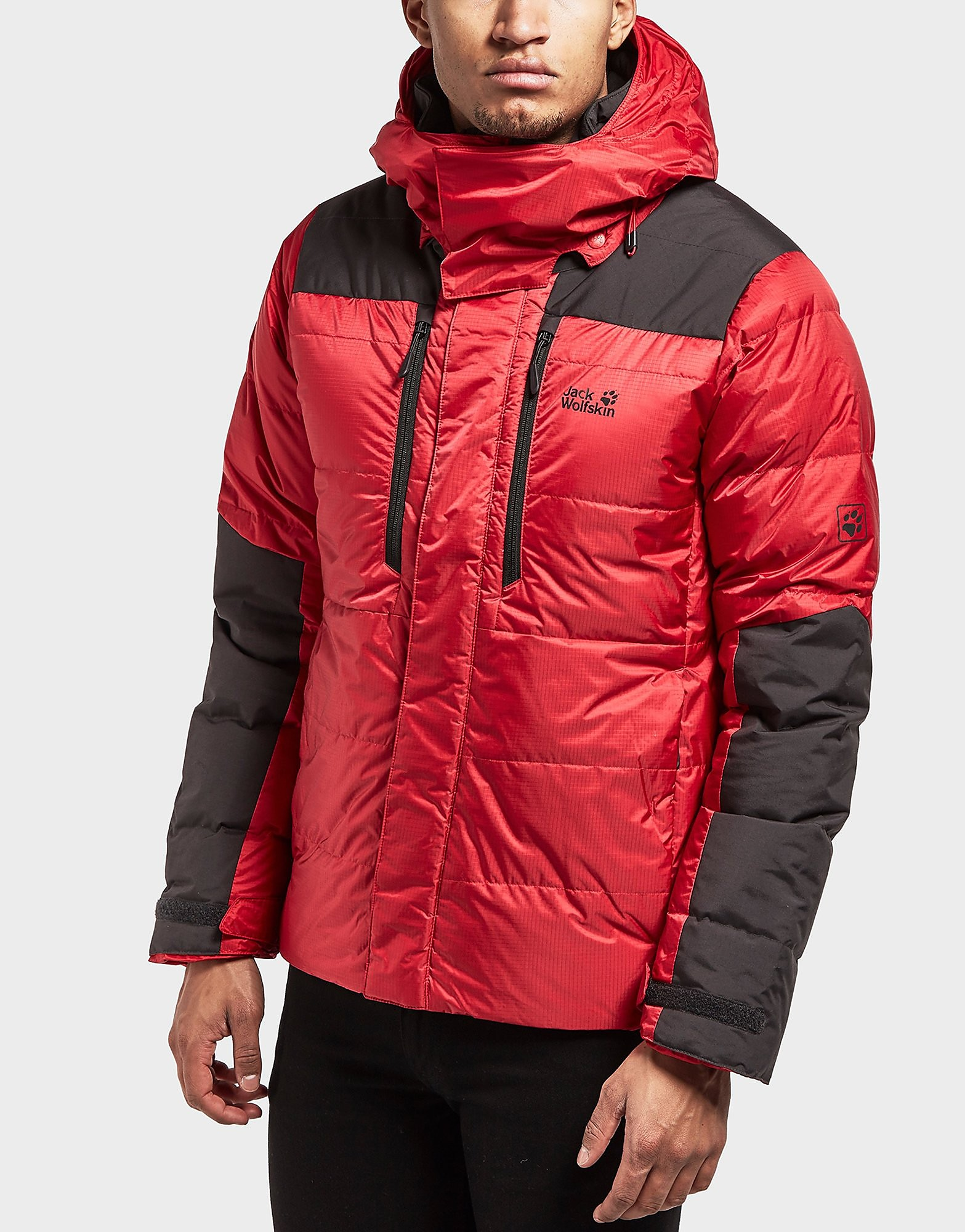 Jack Wolfskin Cook Down Padded Jacket