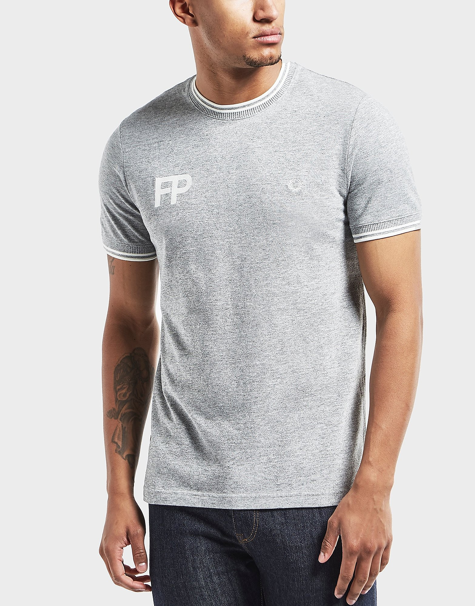 Fred Perry Logo Short Sleeve T-Shirt
