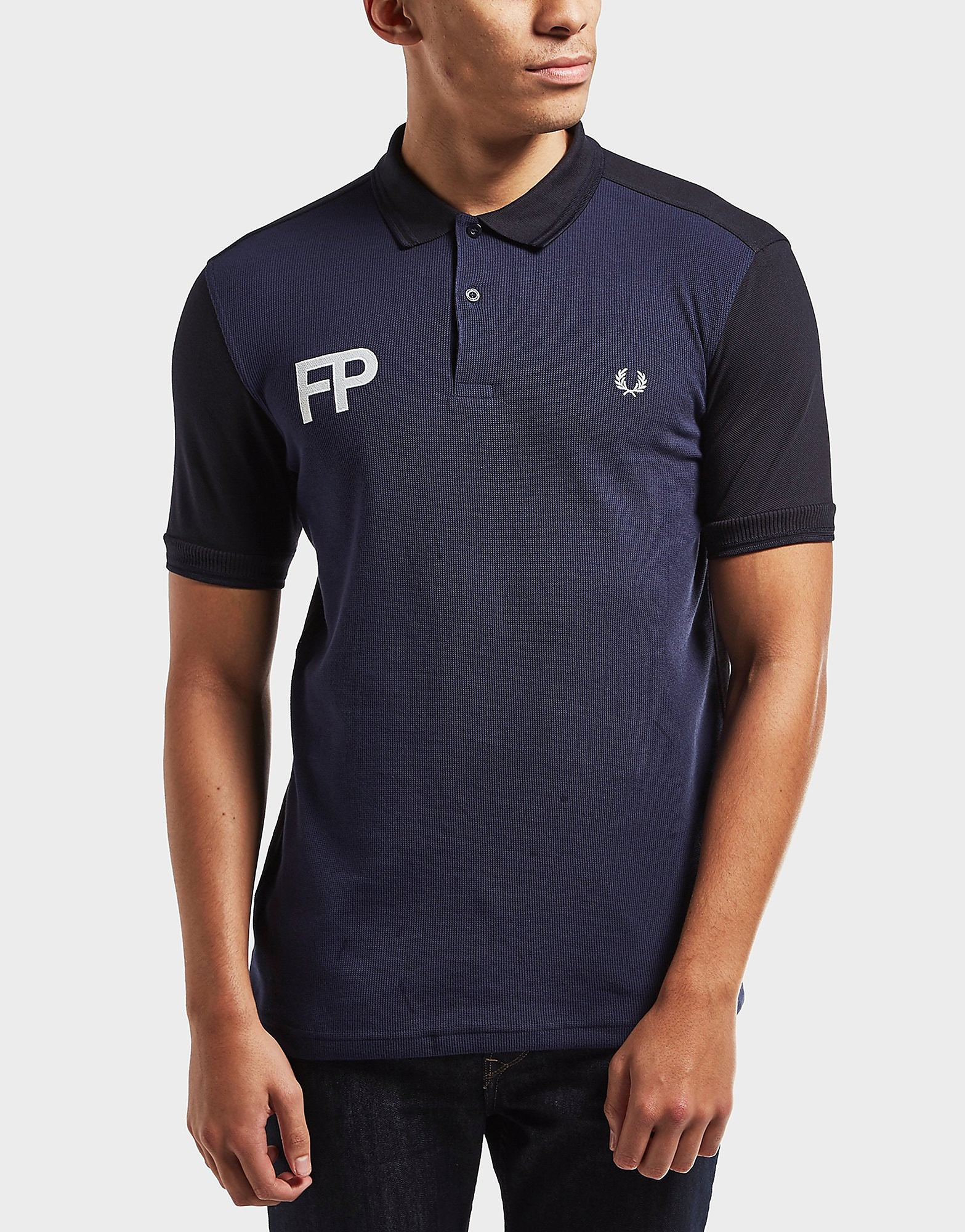 Fred Perry FP Logo Short Sleeve Polo Shirt