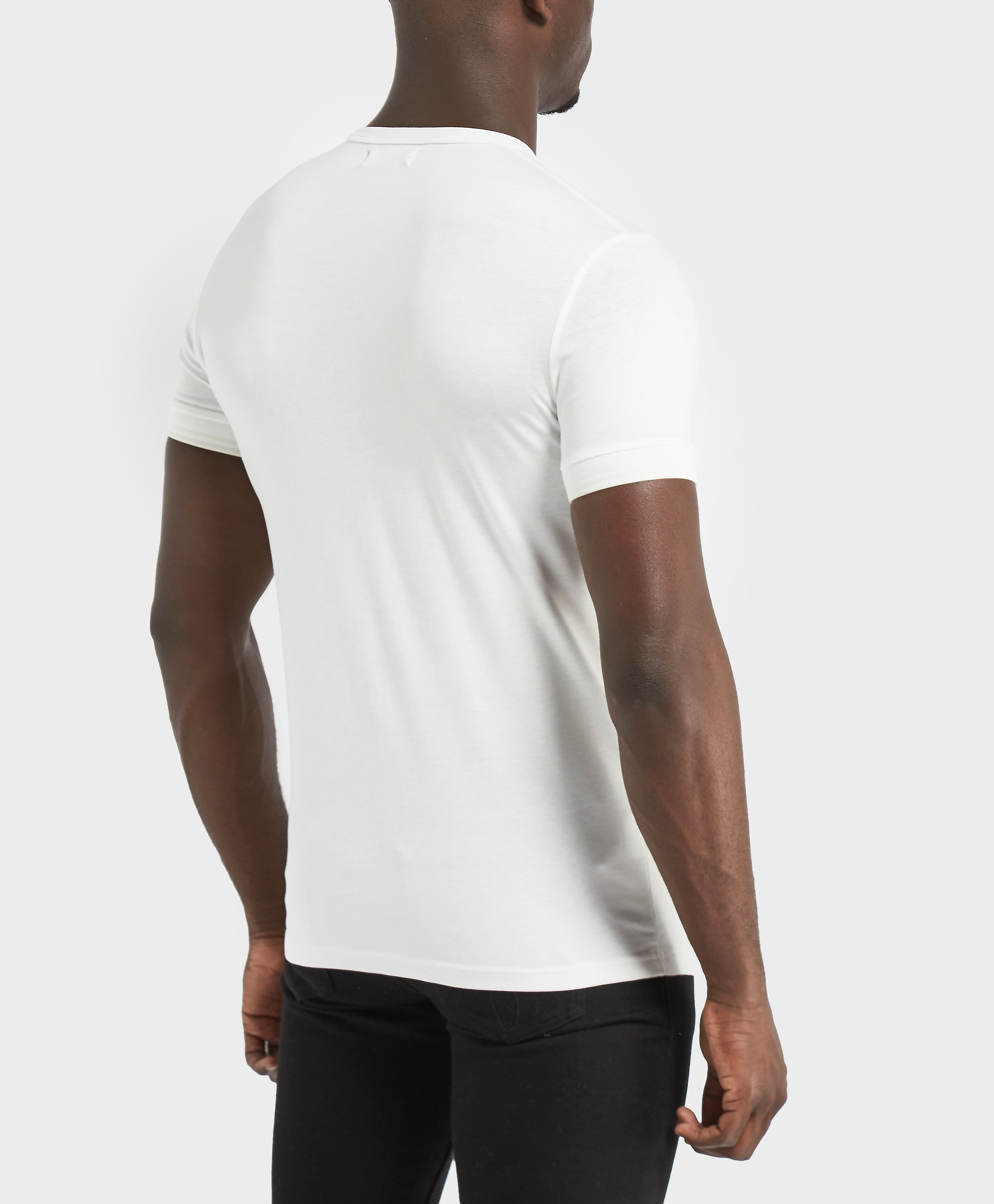 Fred Perry Central Stripe Short Sleeve T-Shirt