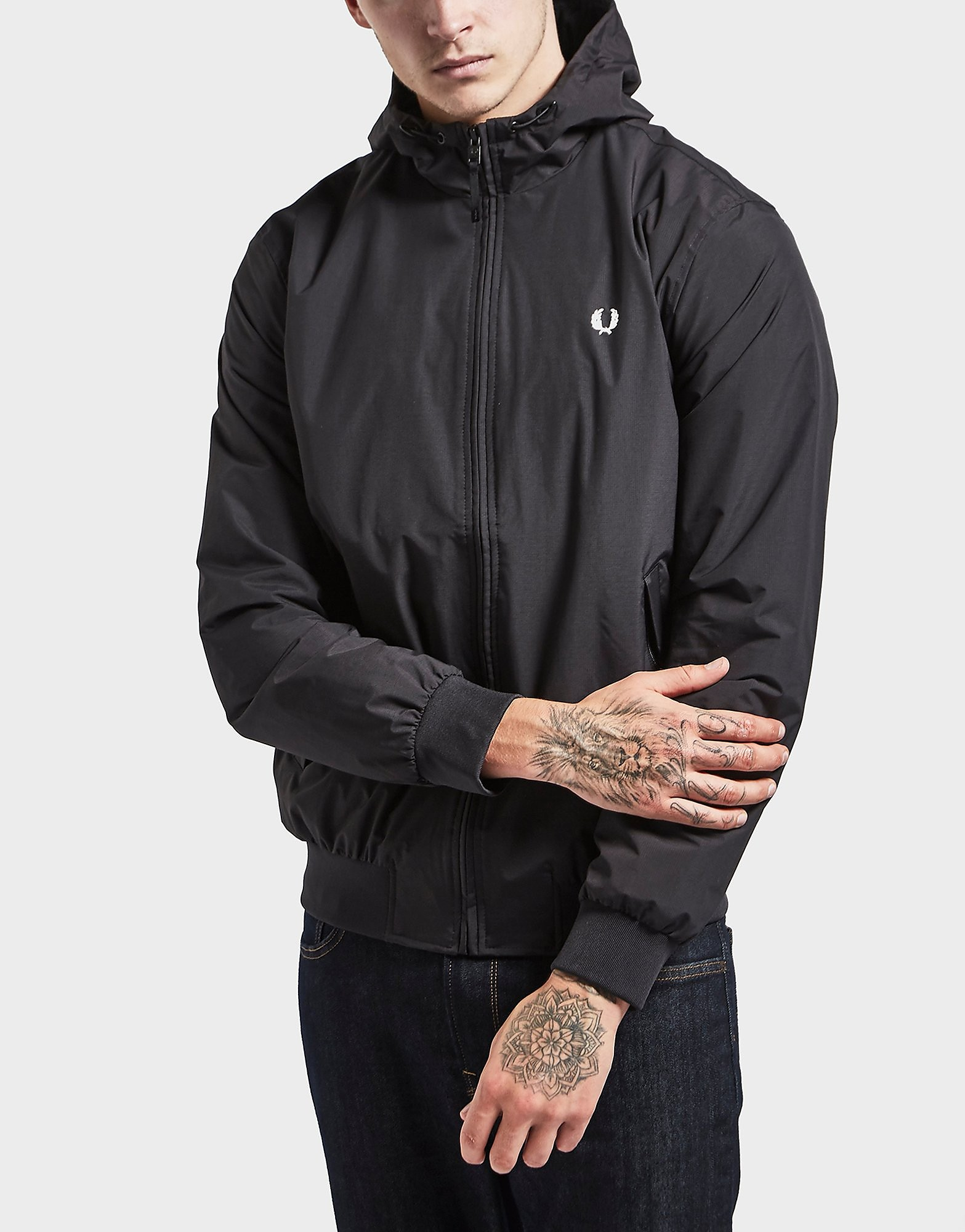 Fred Perry Brentham Lightweight Jacket - Exclusive