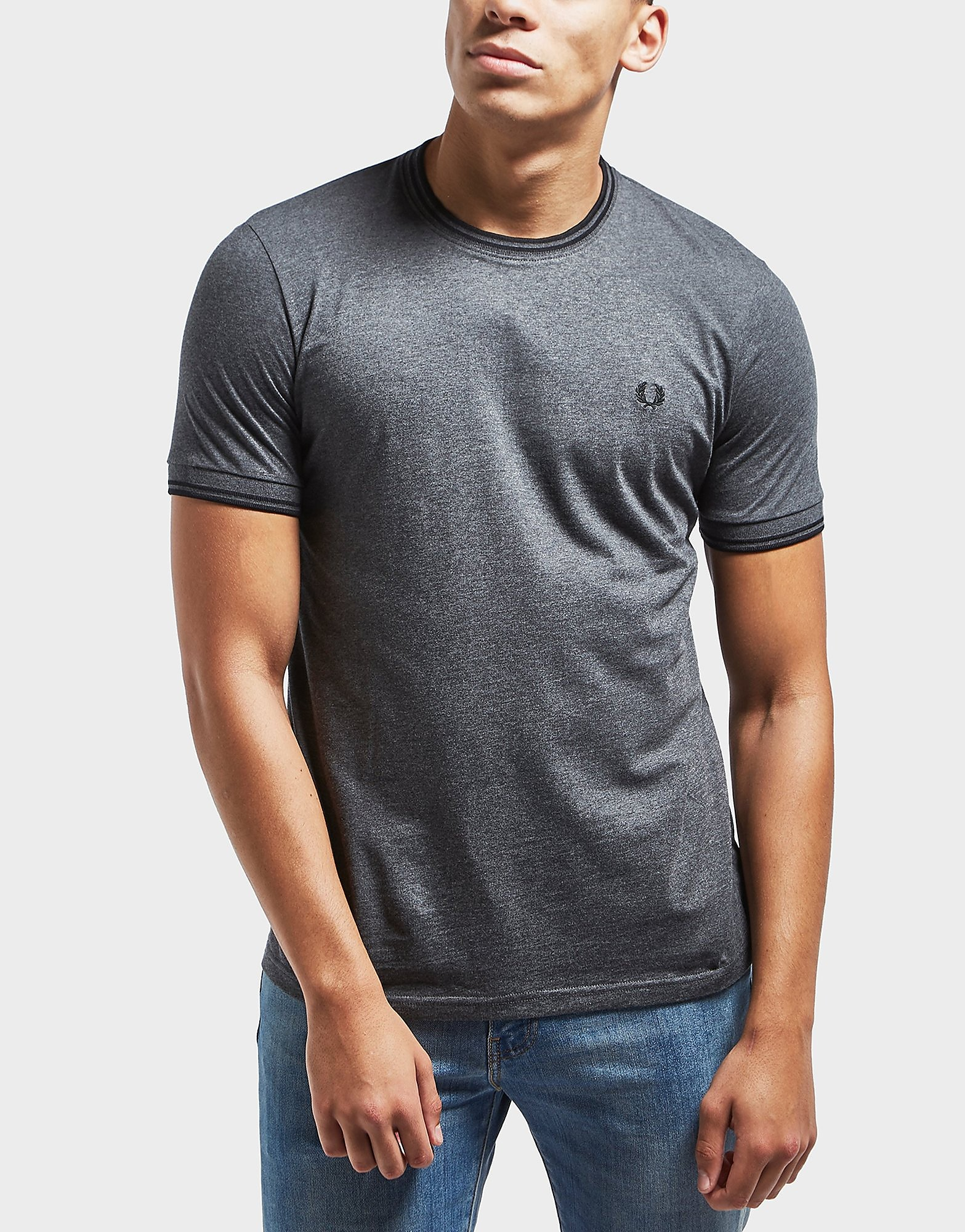 Fred Perry Tipped Ringer Short Sleeve T-Shirt