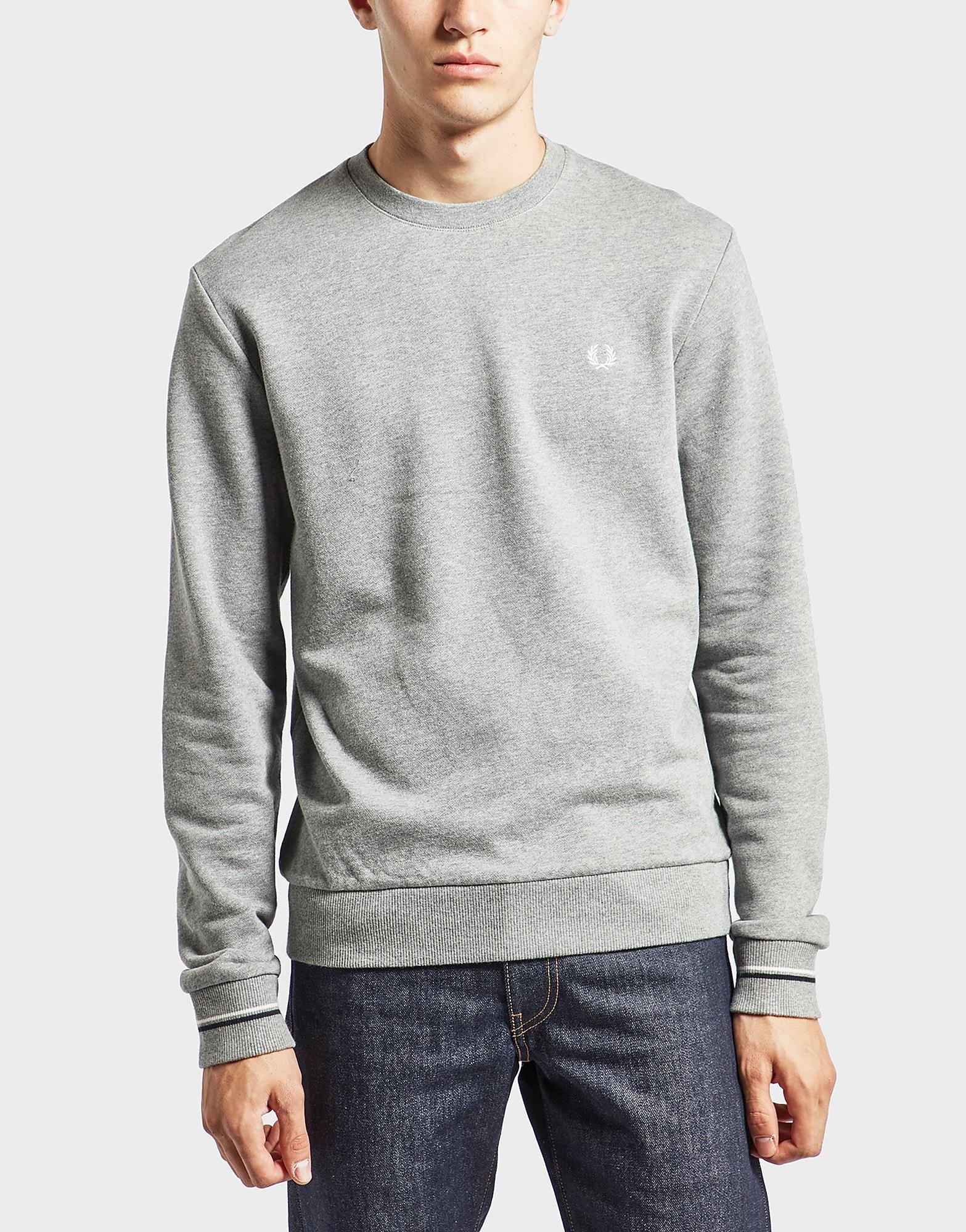 Fred Perry Crew Sweatshirt