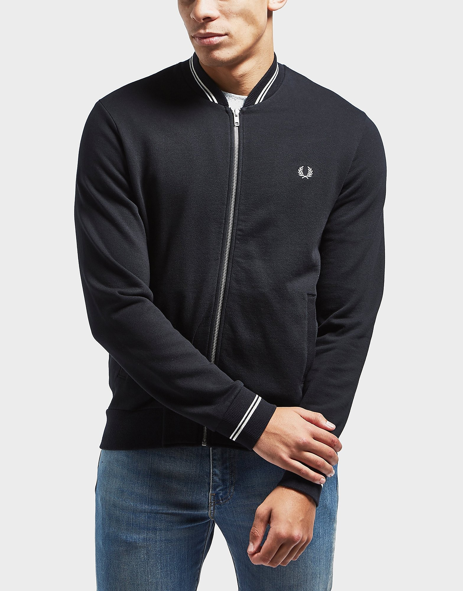 Fred Perry Bomber Track Top