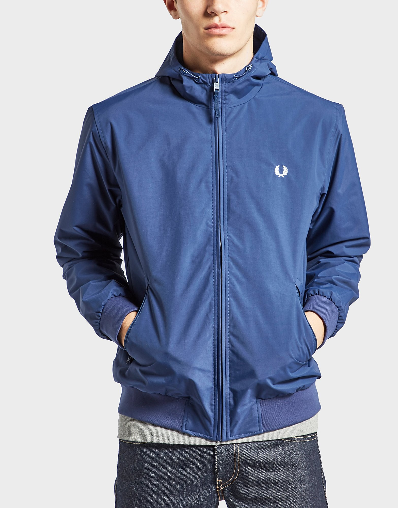 Fred Perry Hooded Brentham Jacket