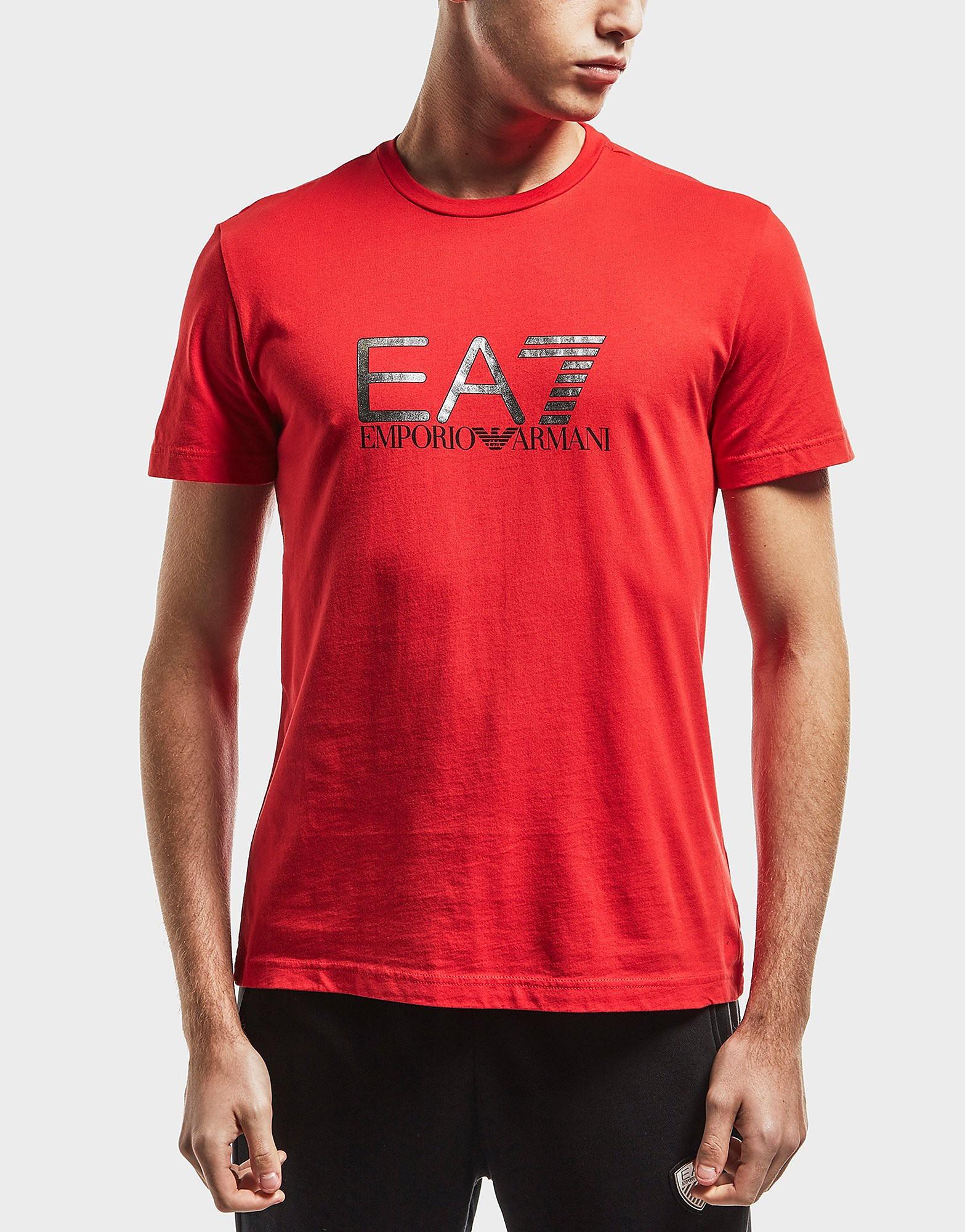 Emporio Armani EA7 Vis Logo Short Sleeve T-Shirt