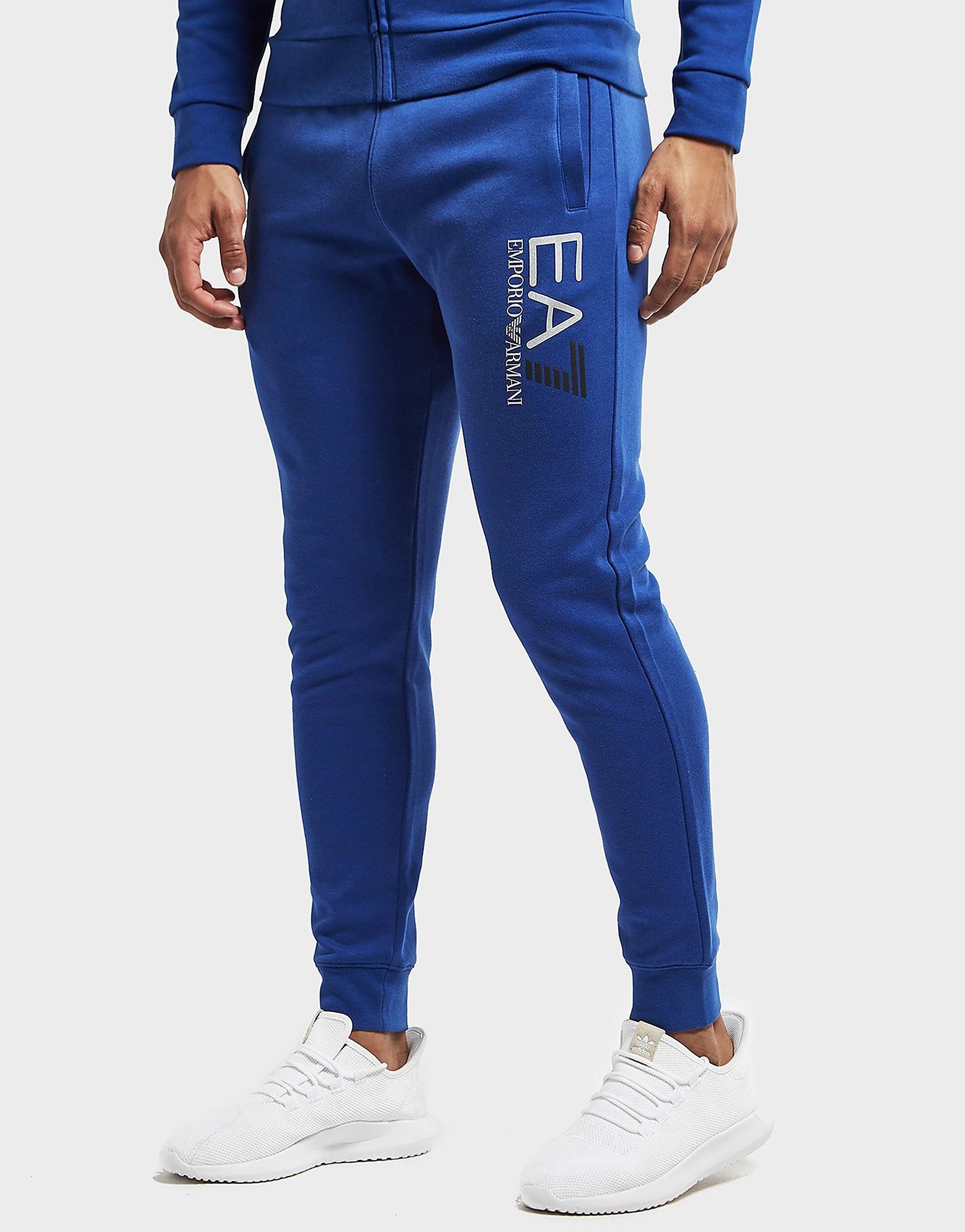 Emporio Armani EA7 Logo Cuffed Track Pants