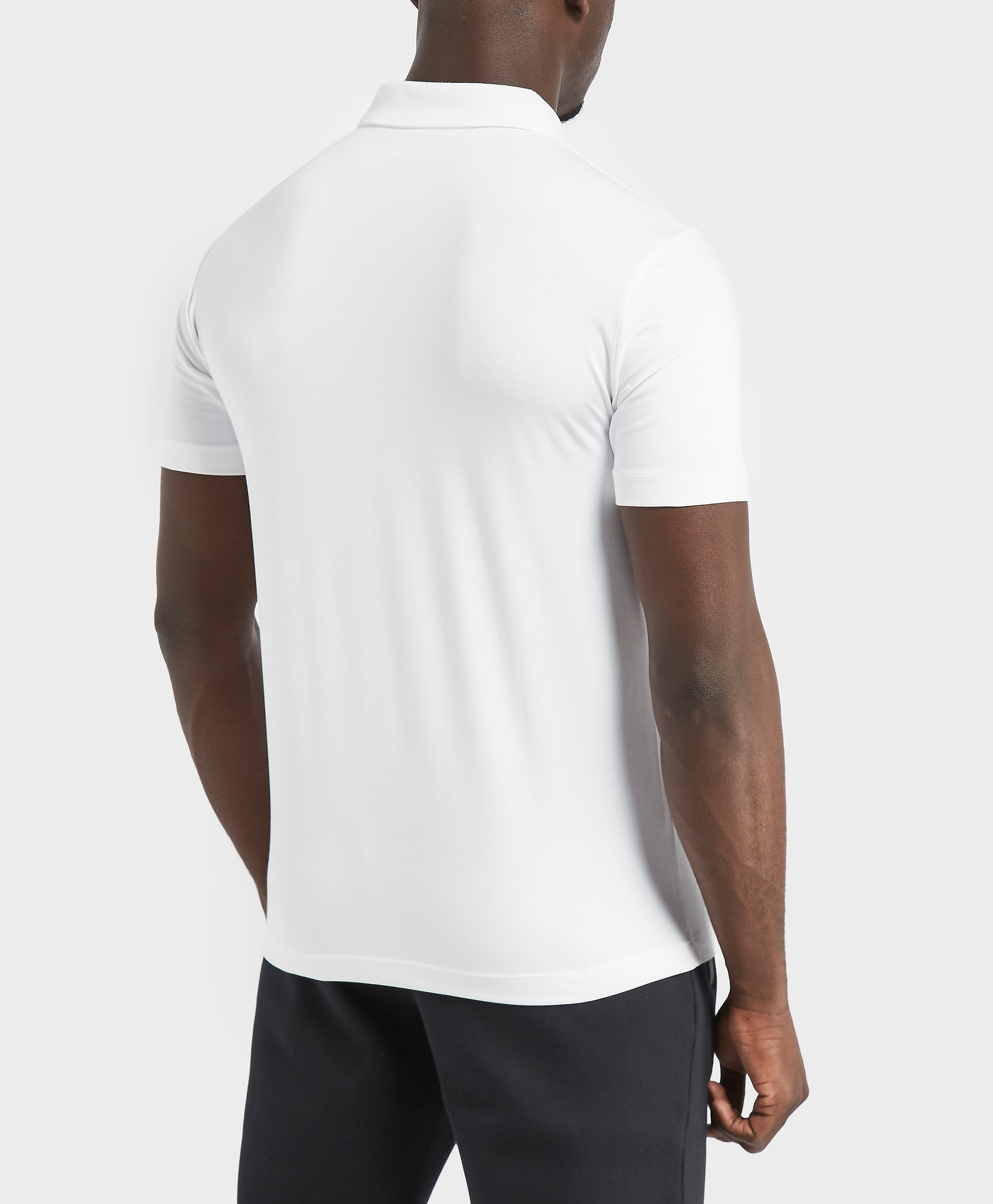 Emporio Armani EA7 Shield Short Sleeve Polo Shirt