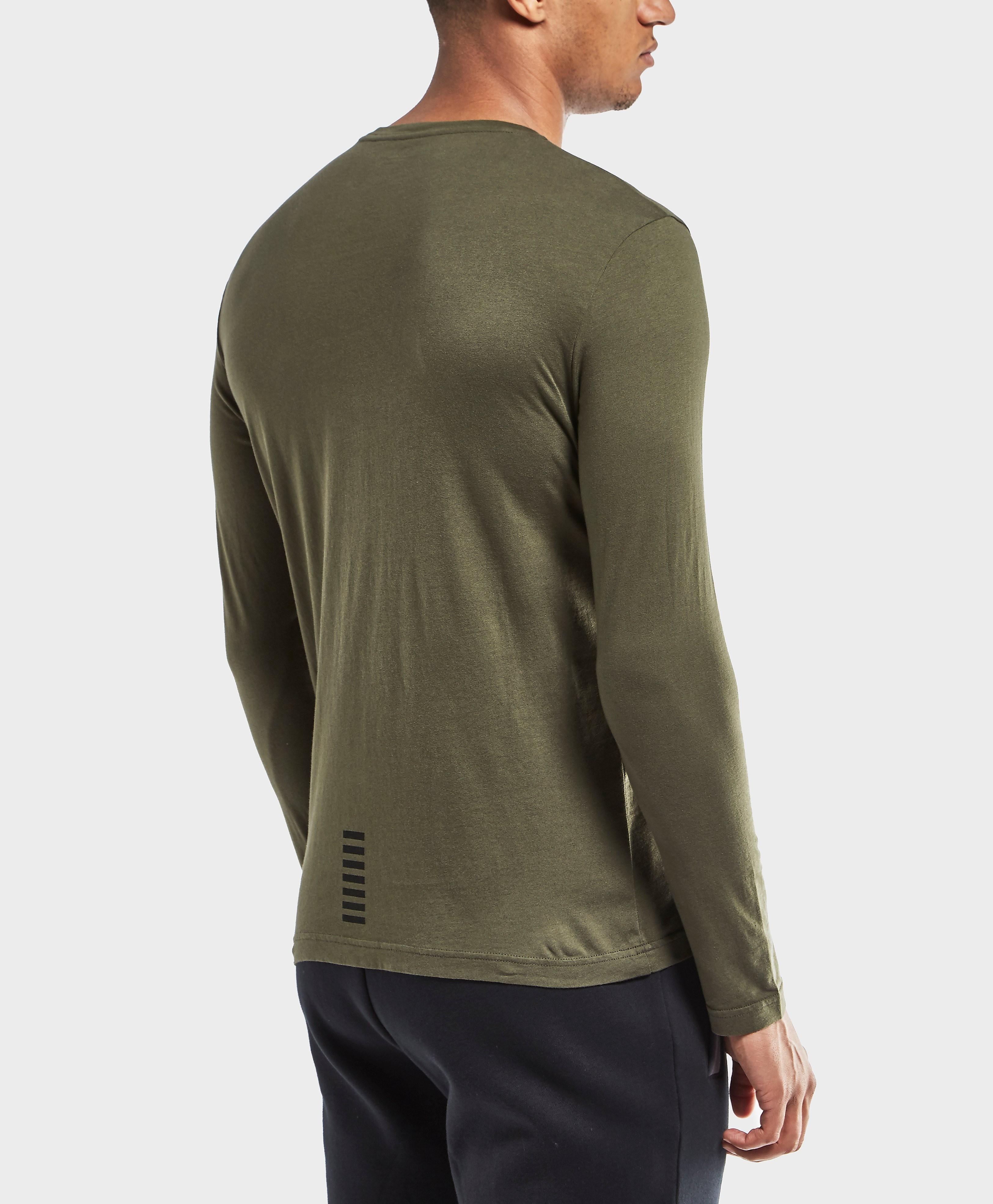 Emporio Armani EA7 Core Long Sleeve T-Shirt