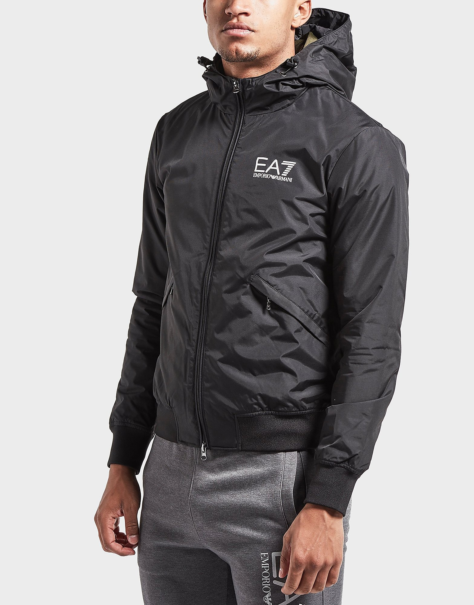 Emporio Armani EA7 Core Hooded Jacket