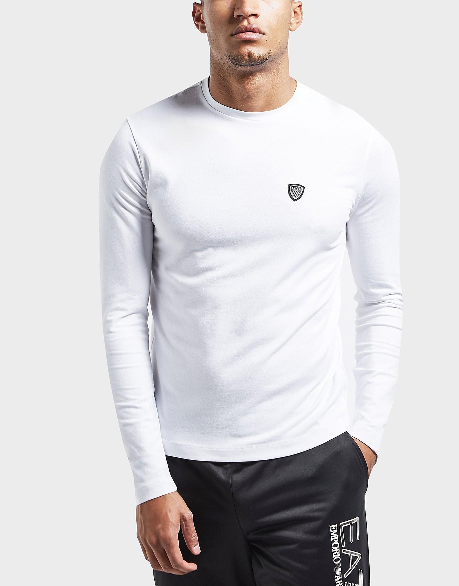 Emporio Armani EA7 Soccer Long Sleeve T-Shirt