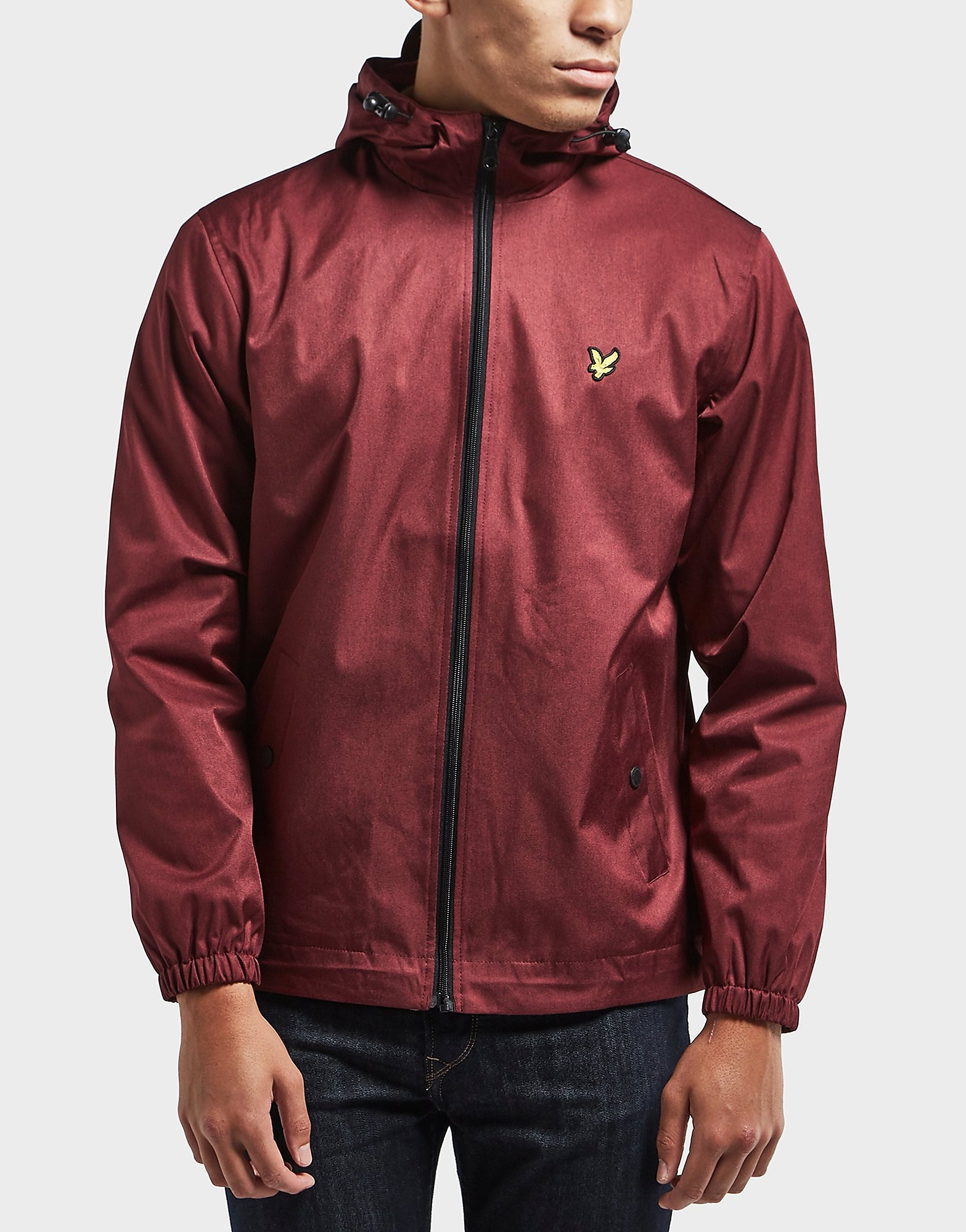 Lyle & Scott Hooded Lightweight Jacket
