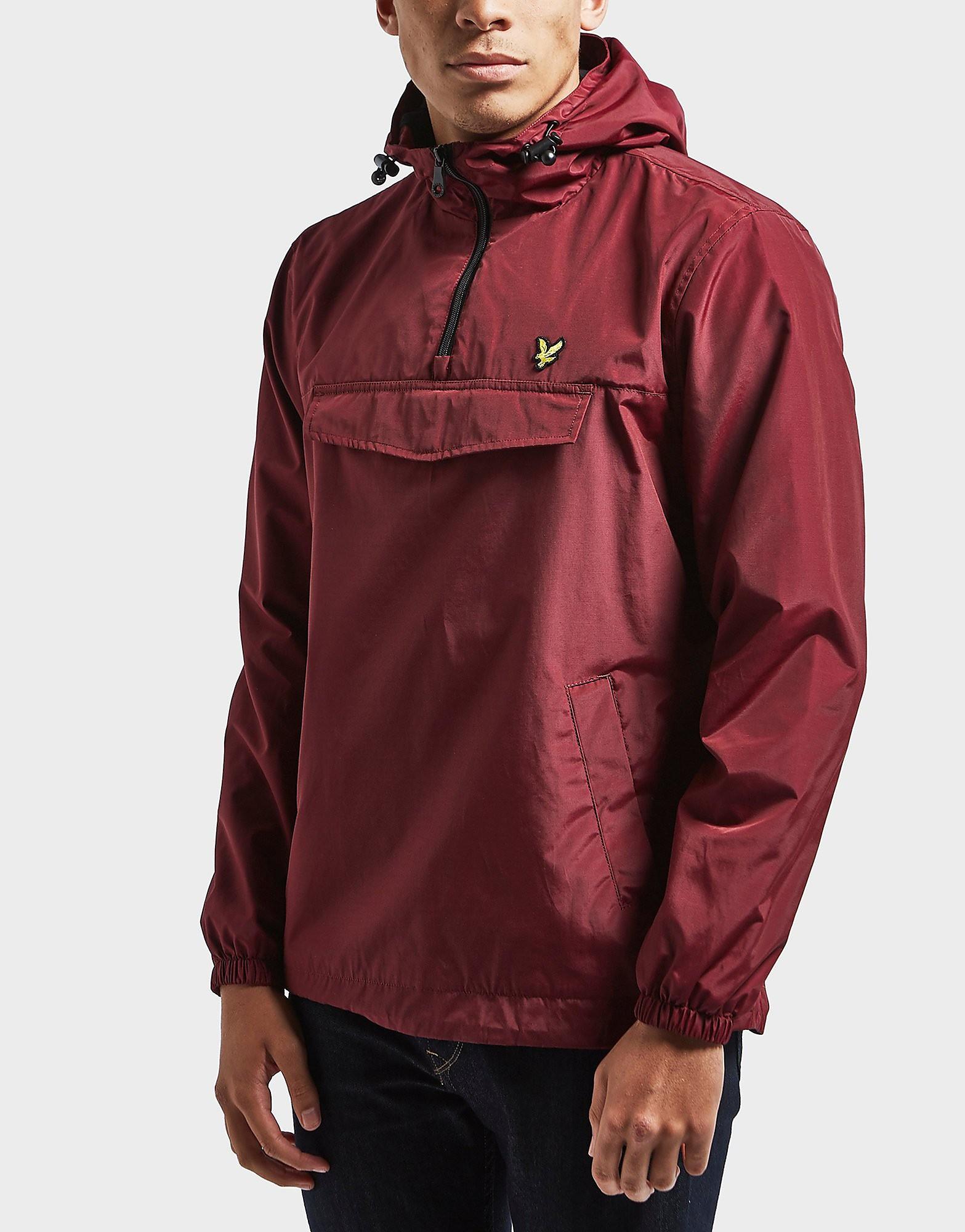Lyle & Scott Overhead Festival Hooded Lightweight Jacket