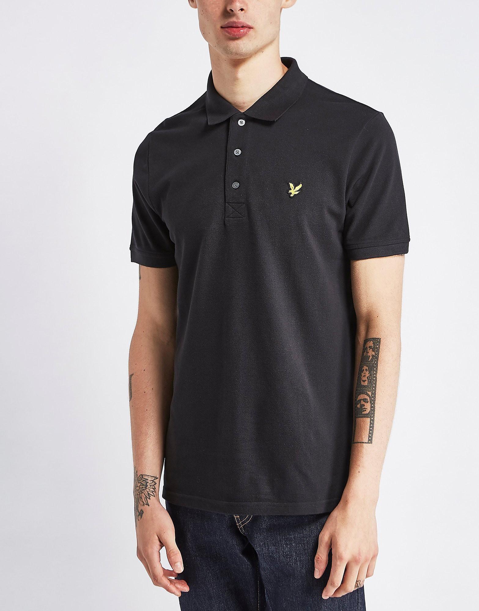 Lyle & Scott Pique Short Sleeve Polo Shirt