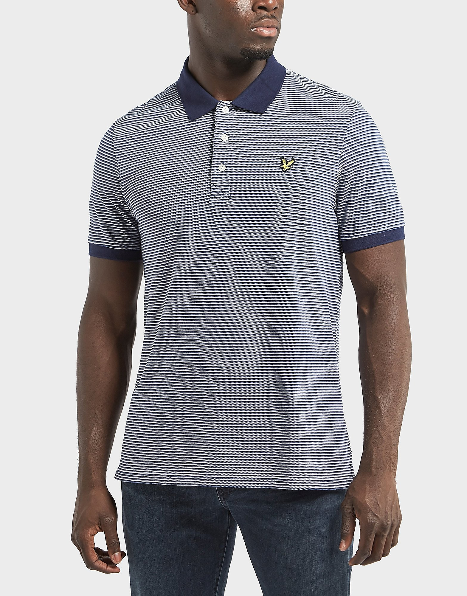 Lyle & Scott Feeder Short Sleeve Polo Shirt