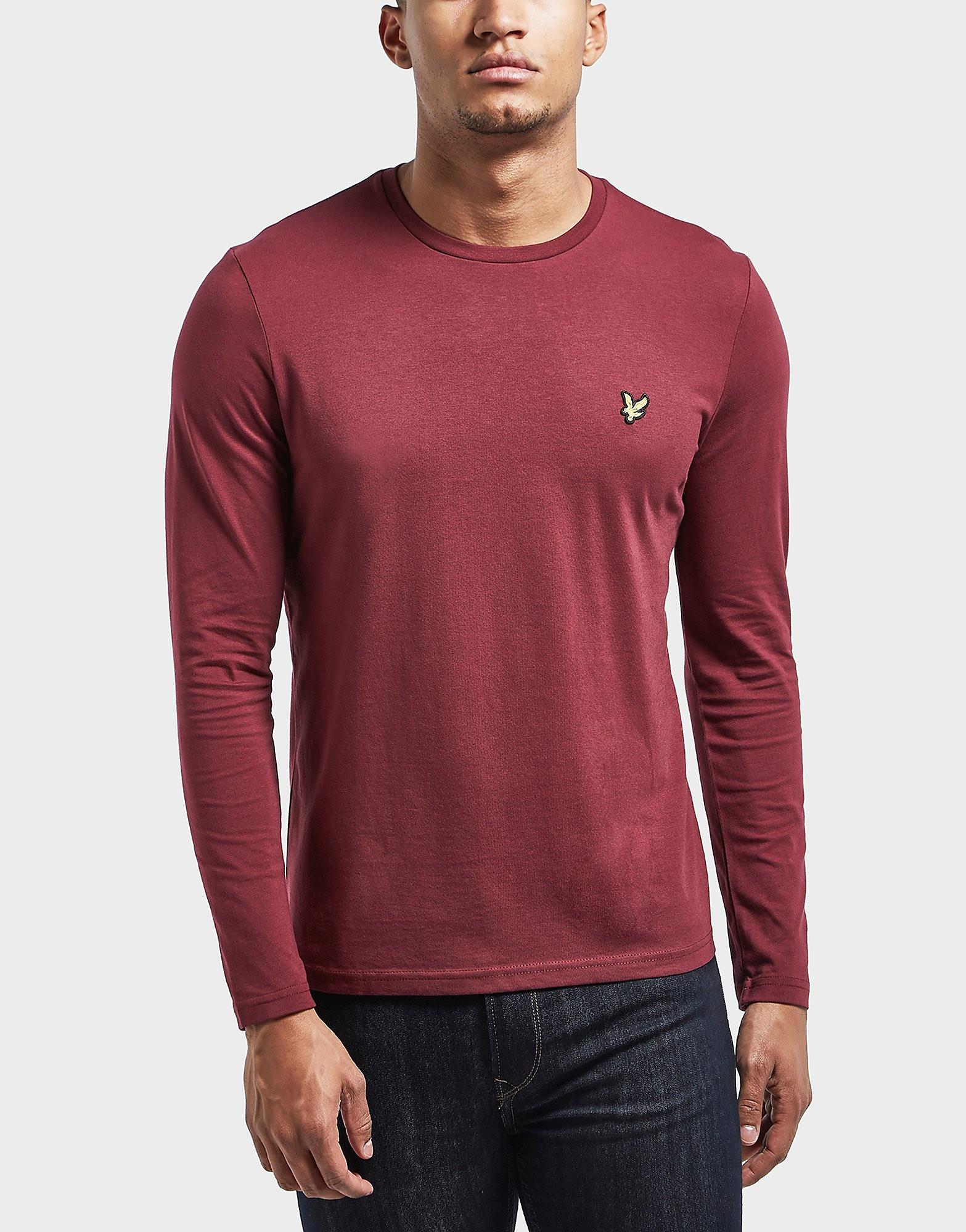 Lyle & Scott Long Sleeve Crew Neck T-Shirt