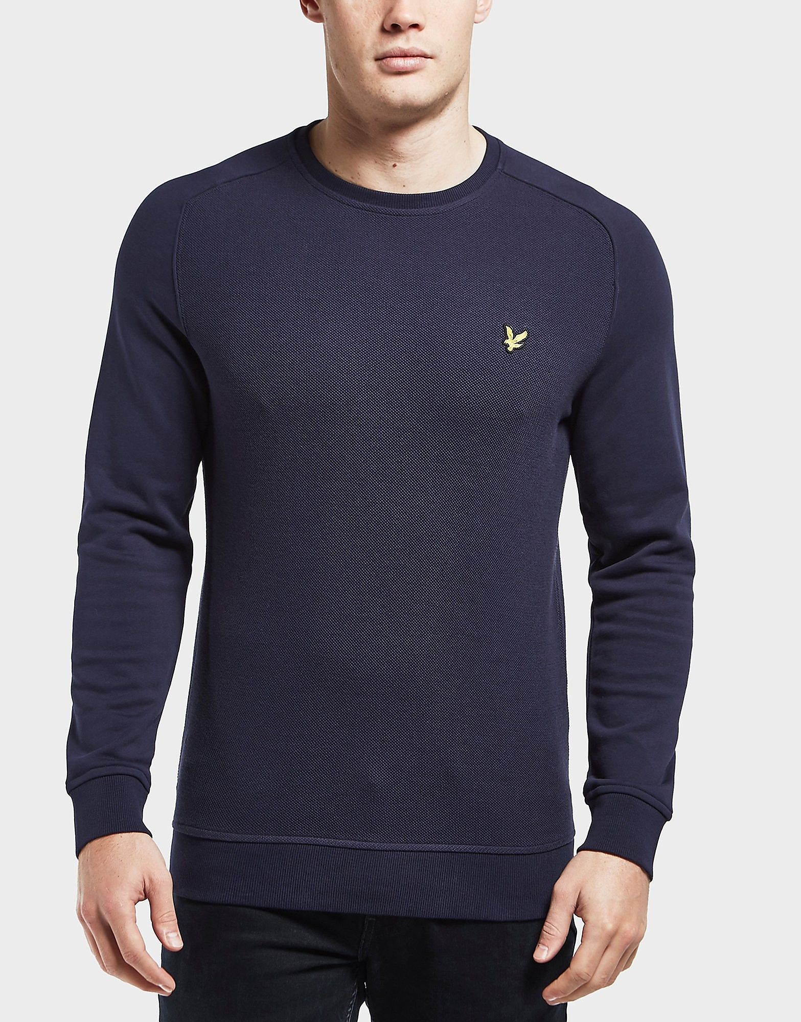 Lyle & Scott Honeycomb Sweatshirt
