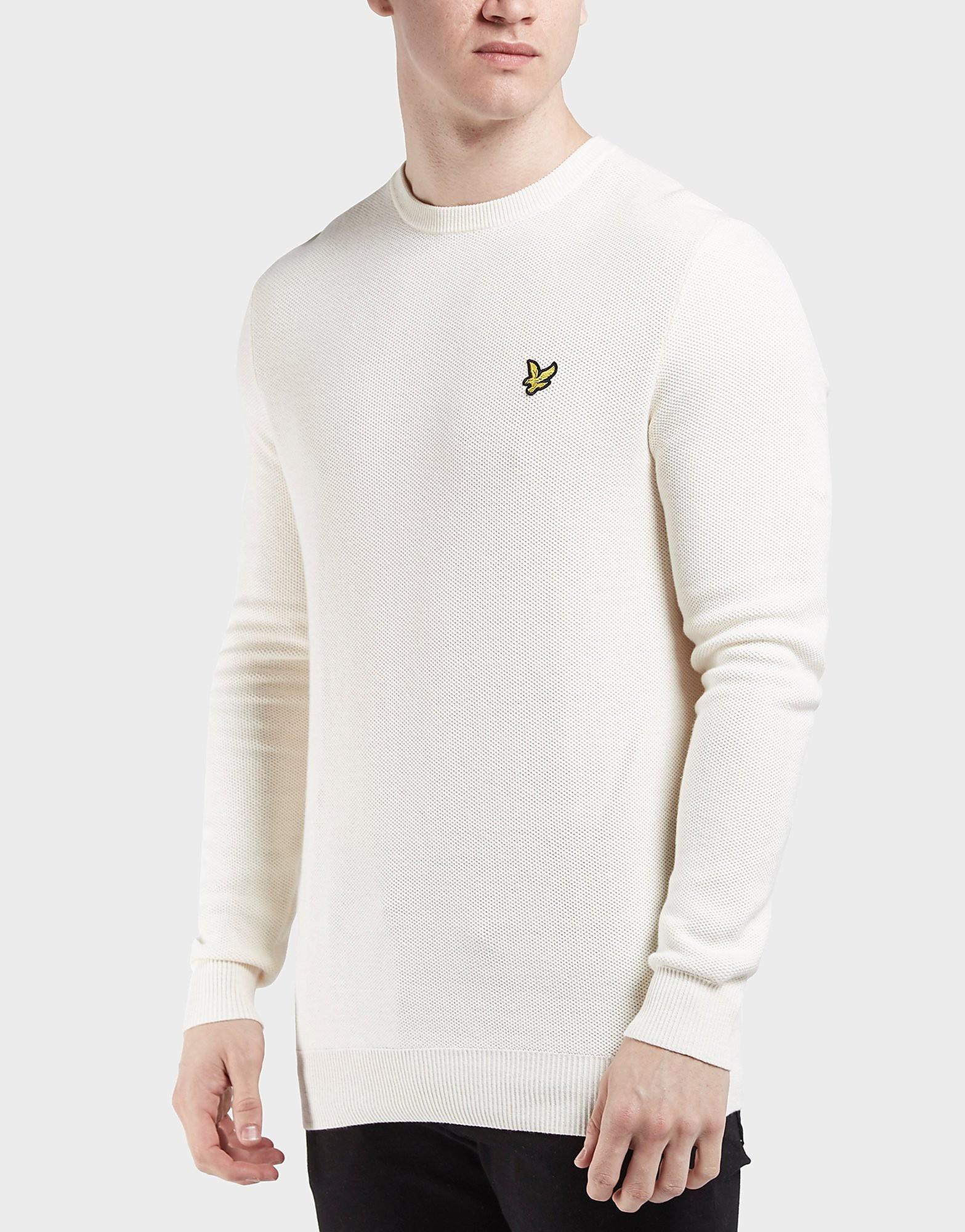 Lyle & Scott Honeycomb Crew Sweatshirt