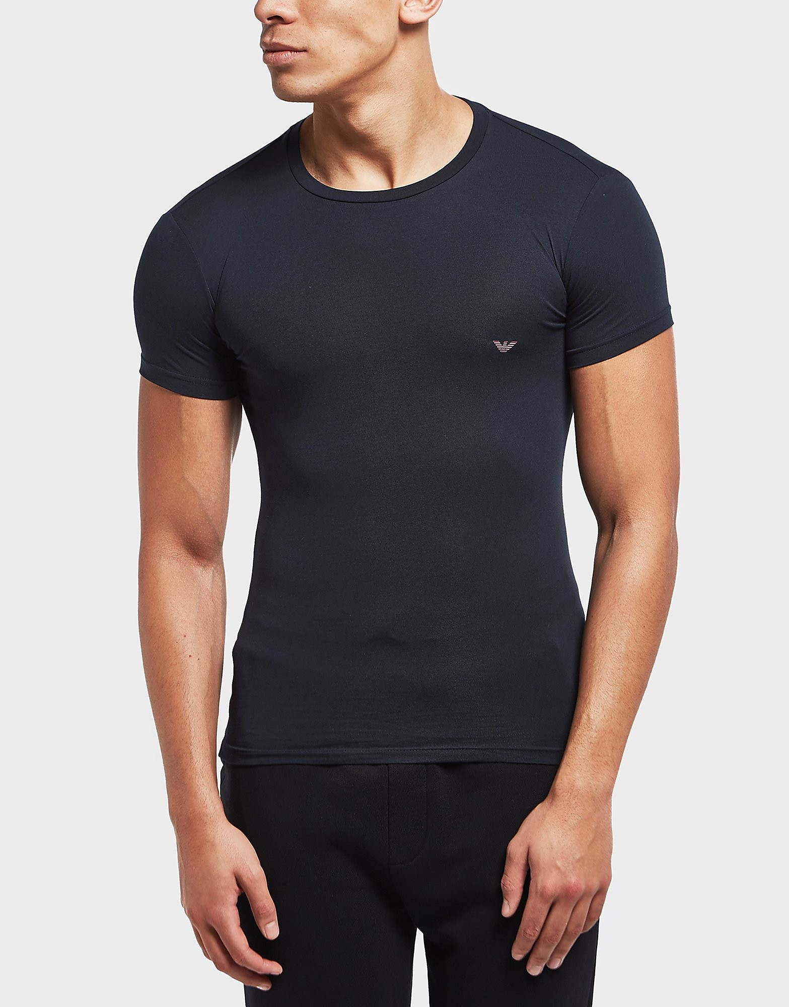 Emporio Armani Small Eagle Short Sleeve T-Shirt