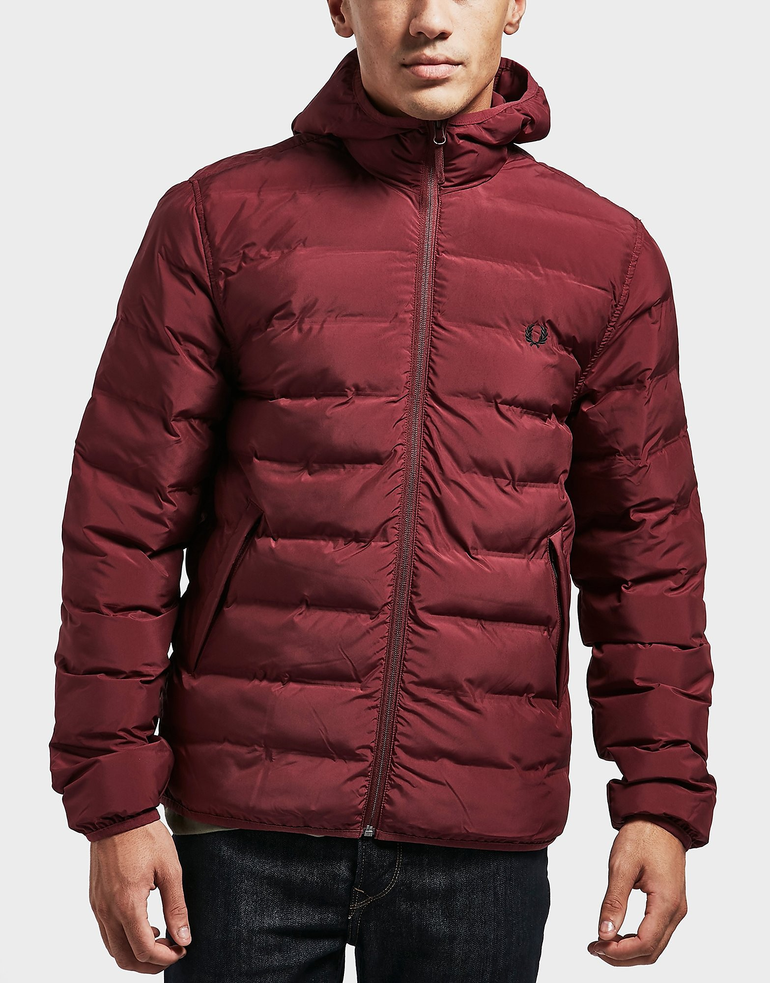 Fred Perry Padded Jacket
