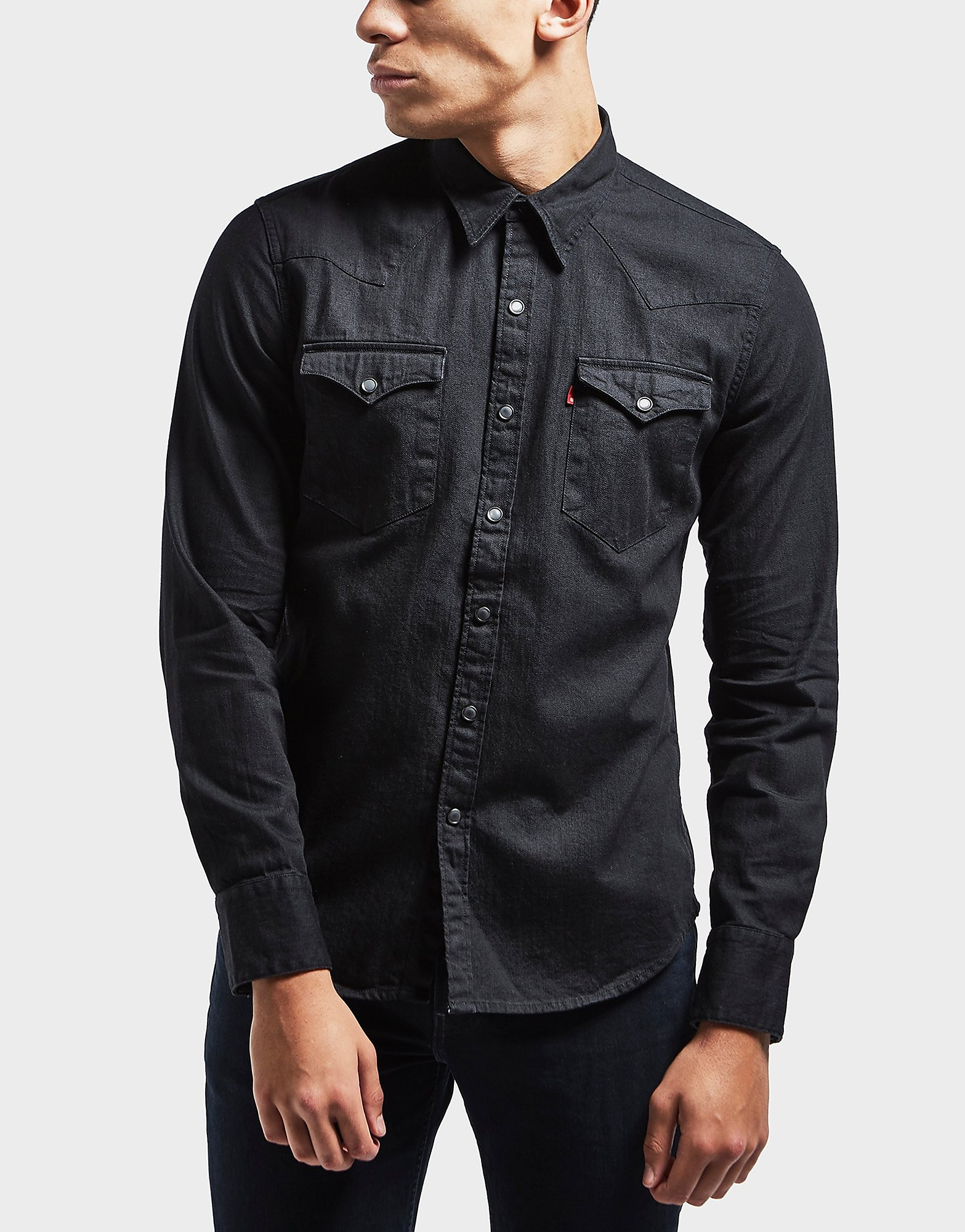 Levis Western Long Sleeve Shrit