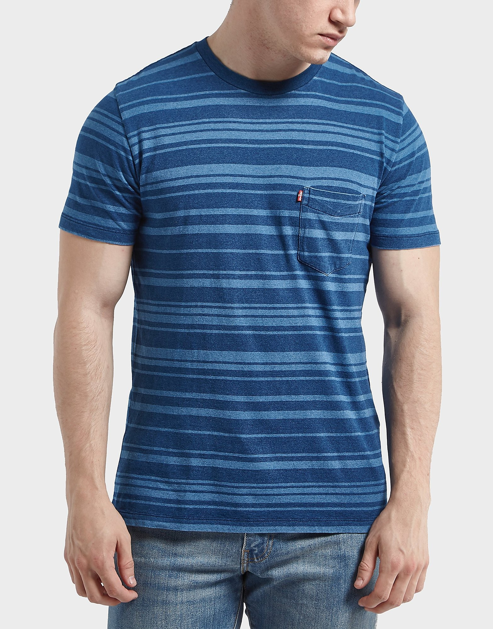 Levis Sunset Striped Short Sleeve T-Shirt