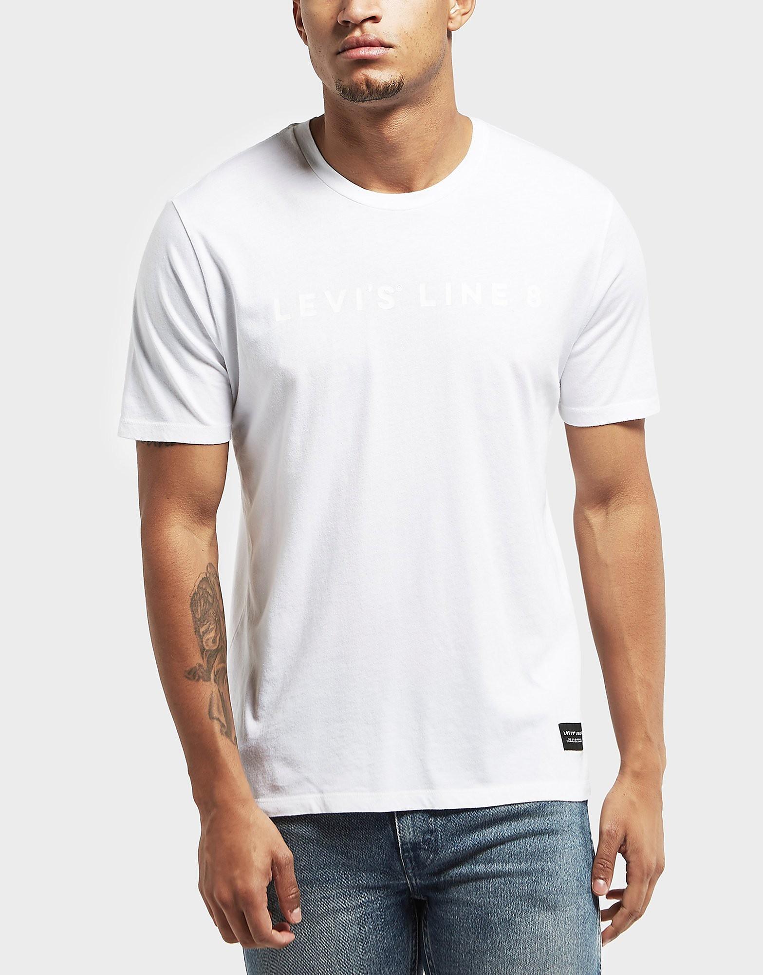 Levis Logo Short Sleeve T-Shirt