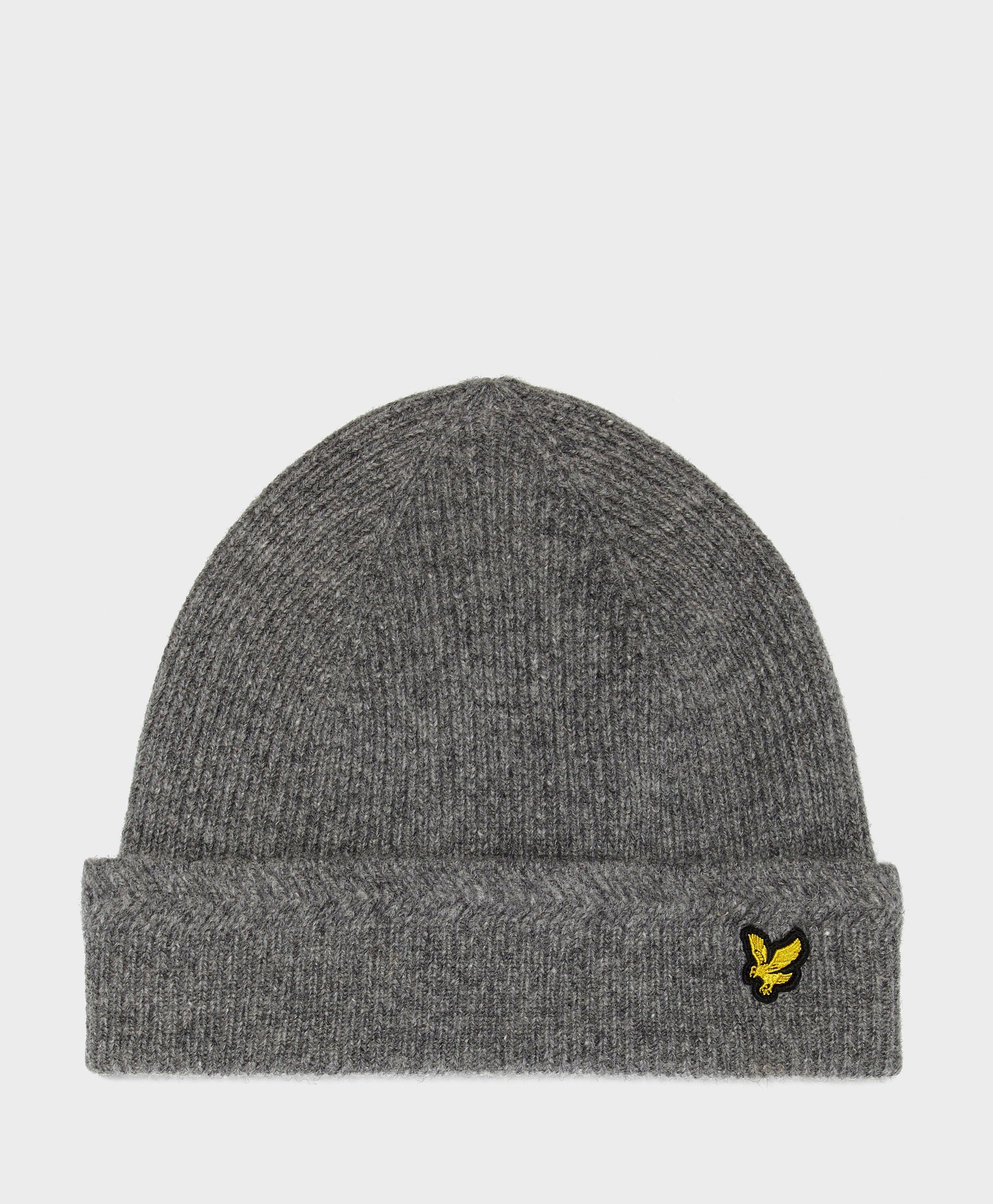 Lyle & Scott Rib Knitted Hat