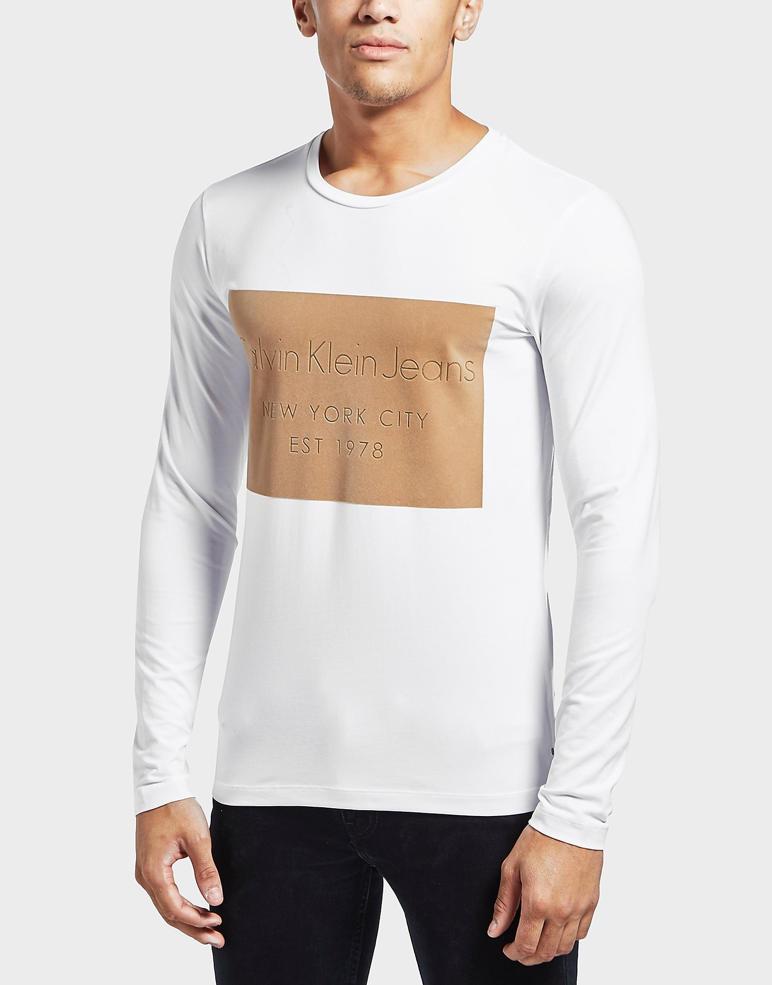 Calvin Klein Tavid Long Sleeve T-Shirt