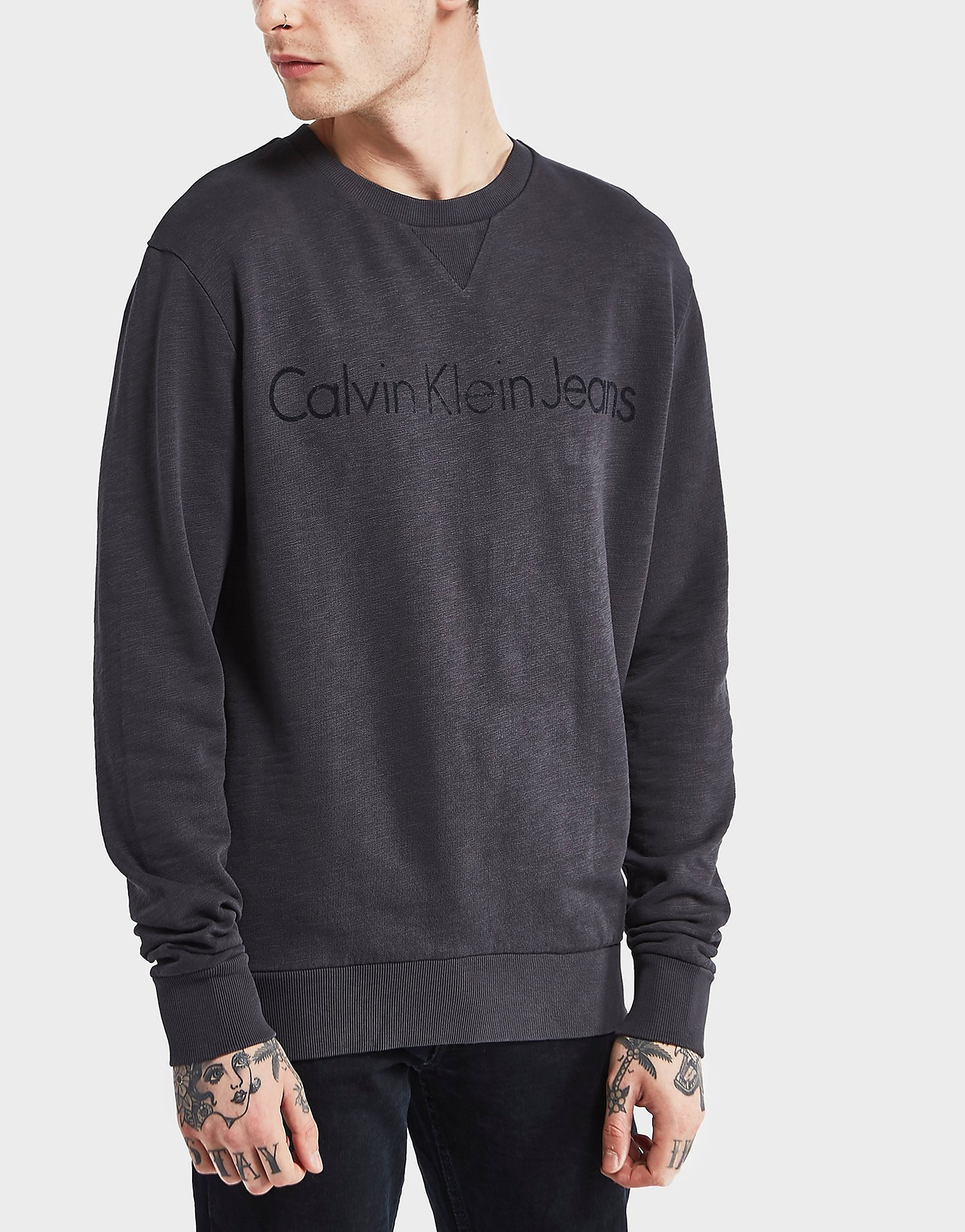 Calvin Klein Hator Logo Sweatshirt