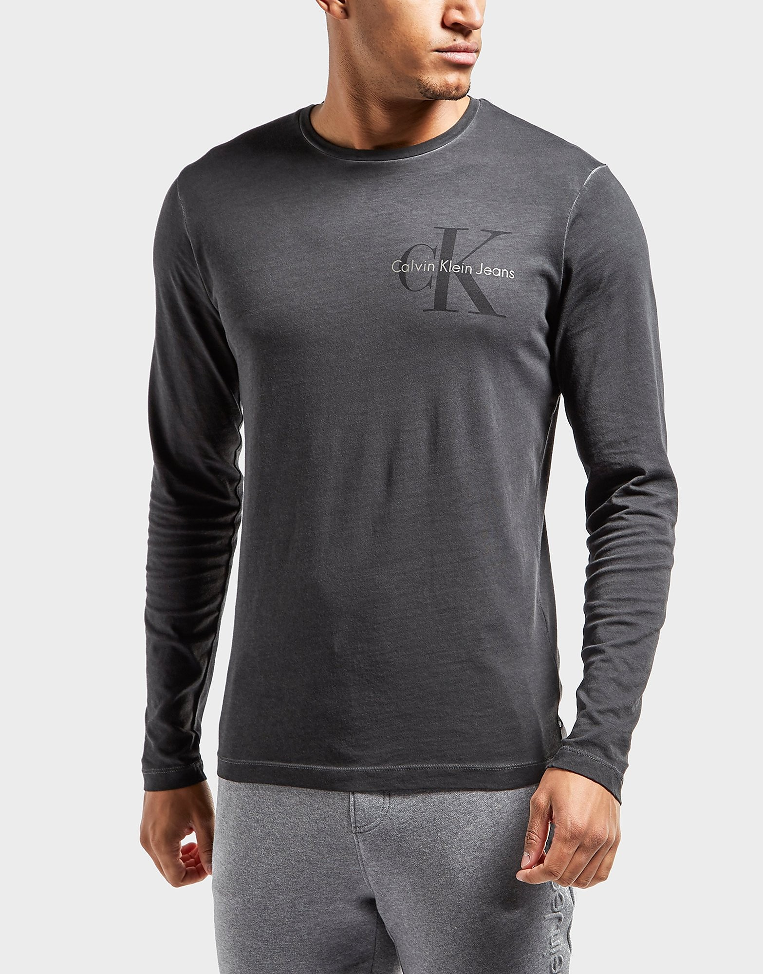 Calvin Klein Tribute 2 Long Sleeve T-Shirt