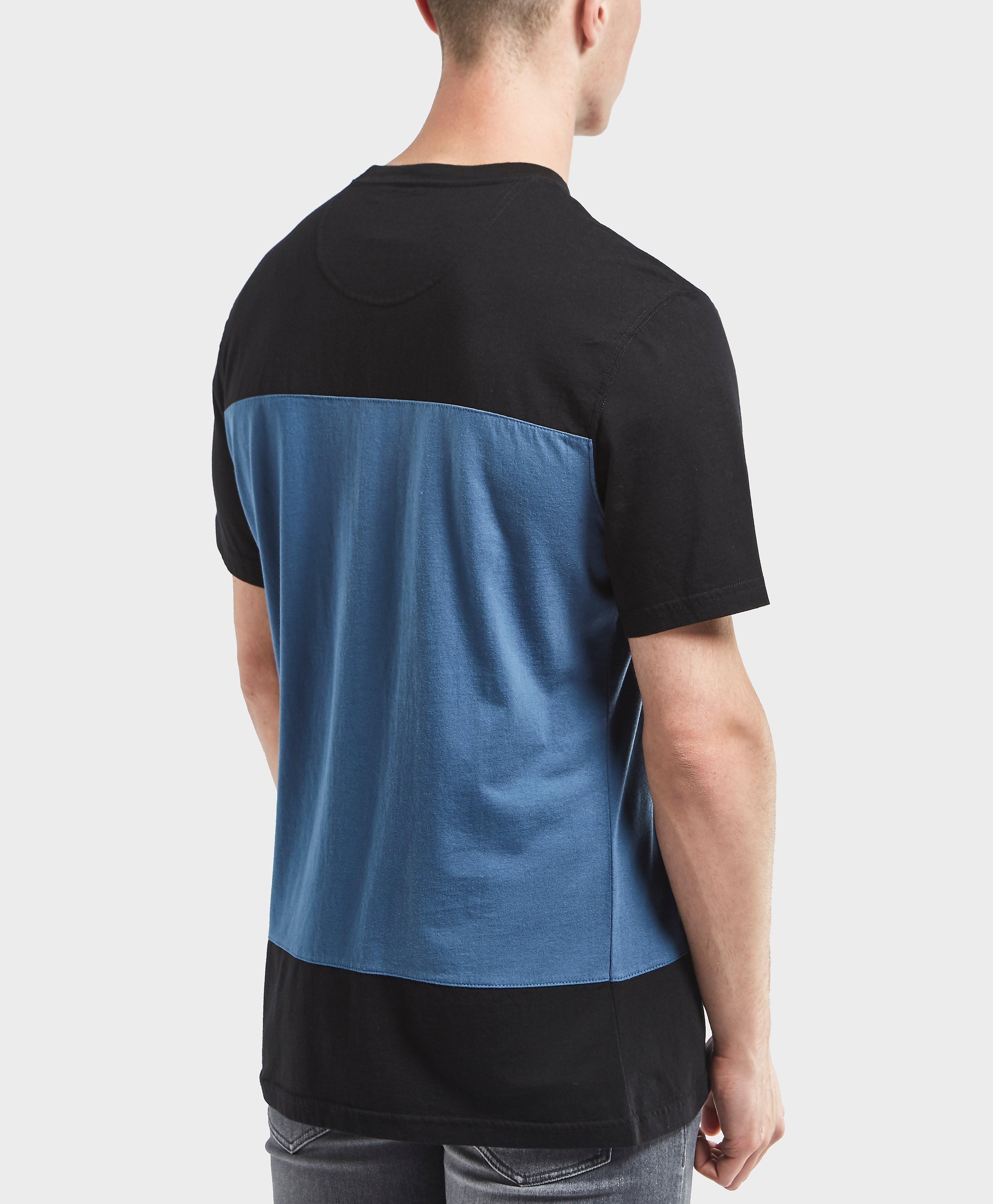 Barbour International Panel Short Sleeve T-Shirt