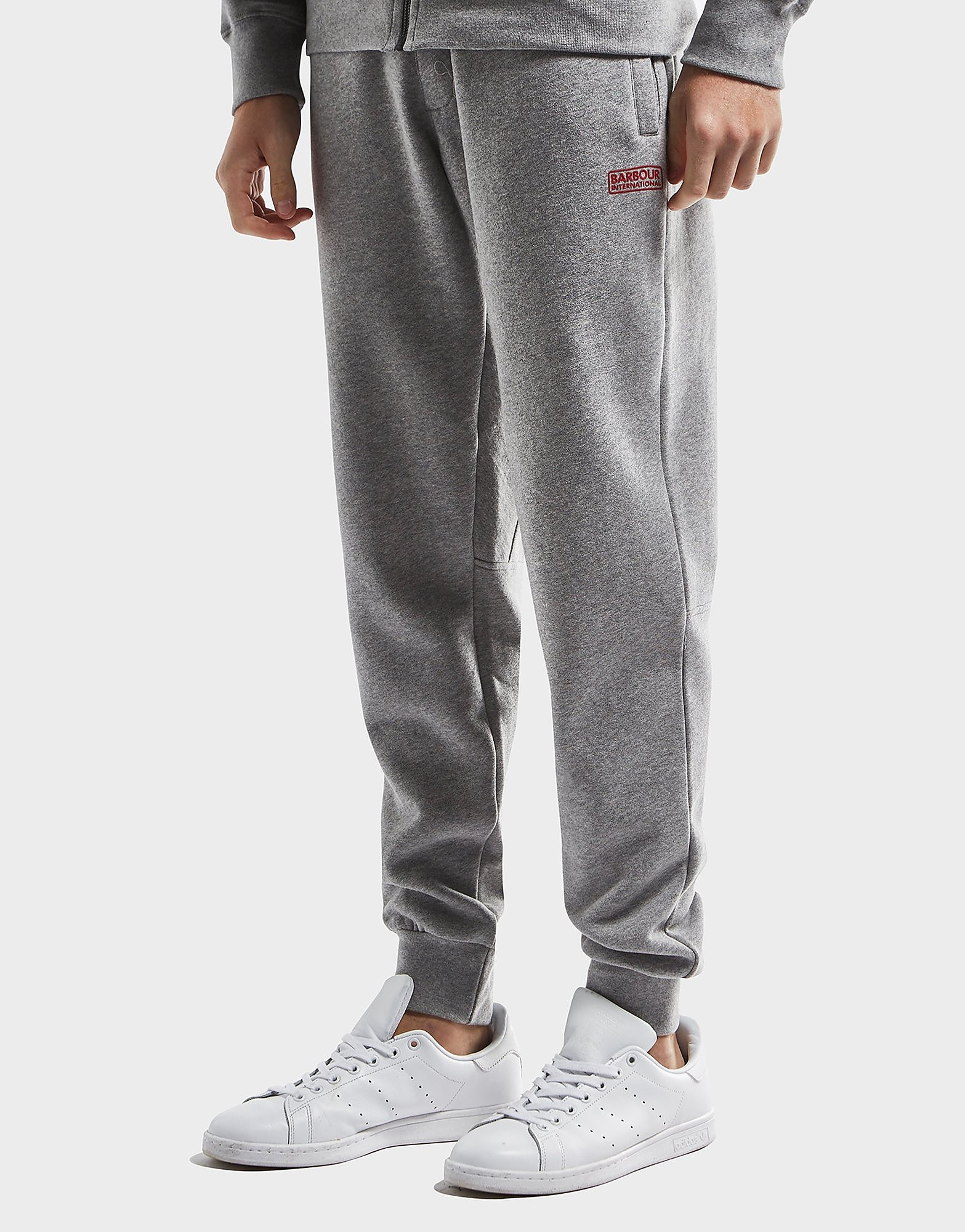 Barbour International Fleece Cuffed Track Pant - Exclusive