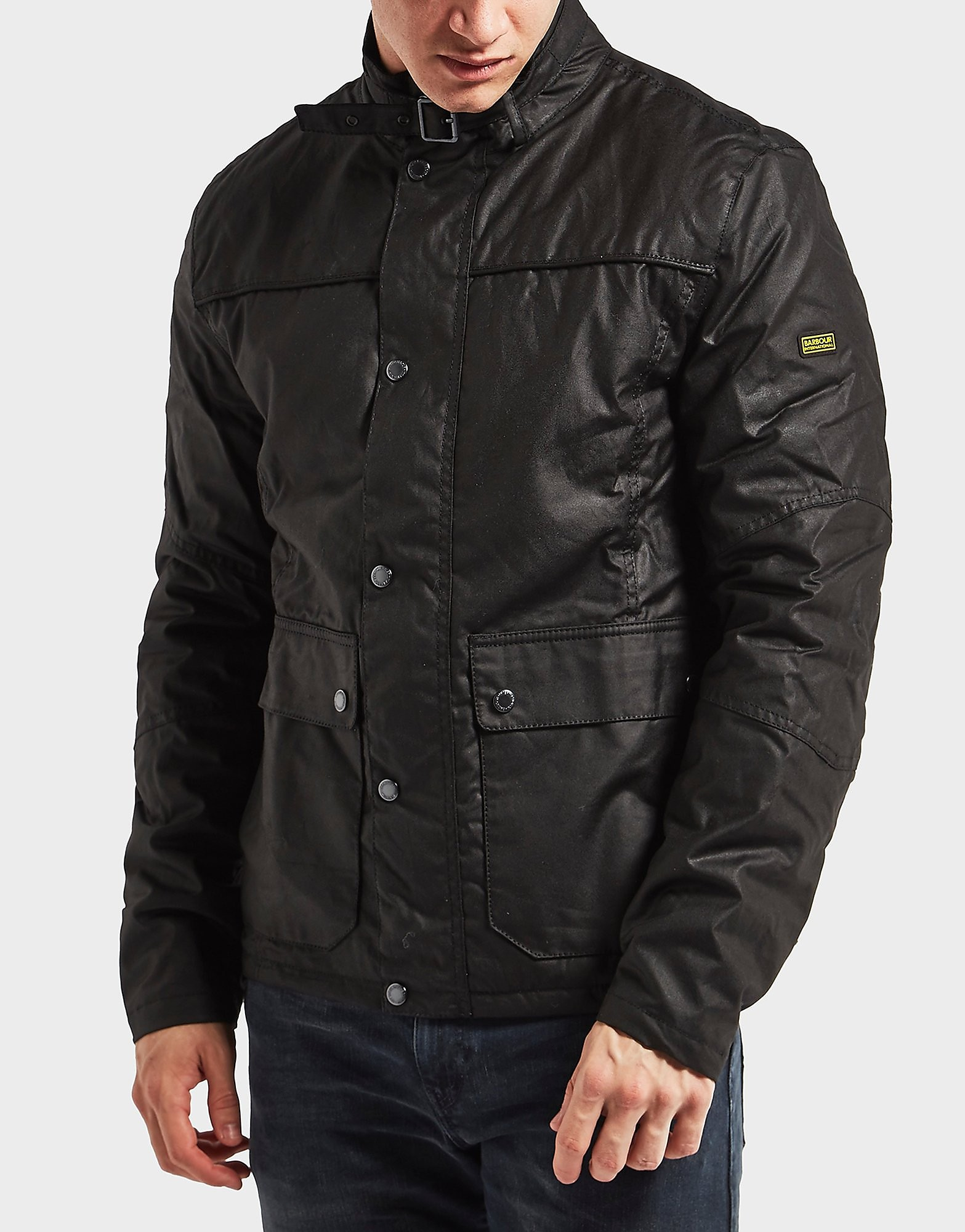 Barbour International Inlet Wax Lightweight Jacket