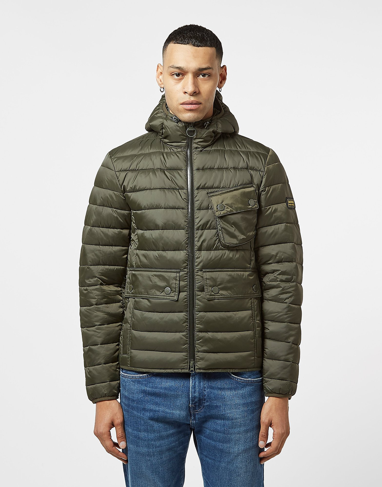 Barbour International Ouston Padded Jacket - Exclusive