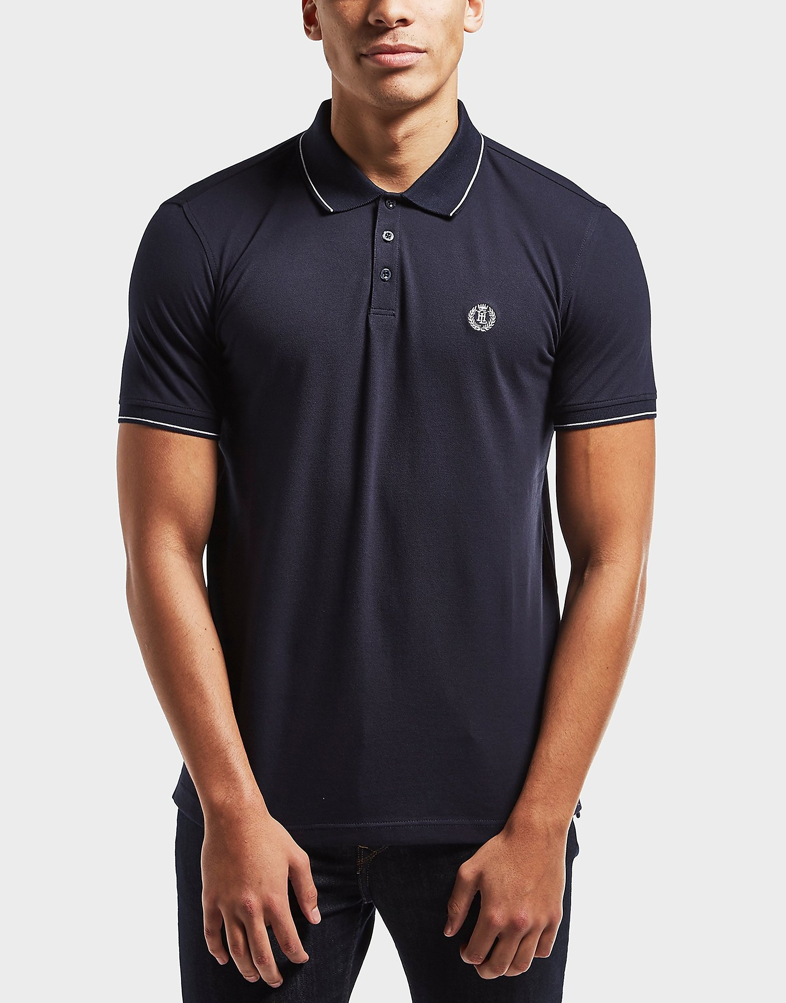 Henri Lloyd Abington Tipped Short Sleeve Polo Shirt