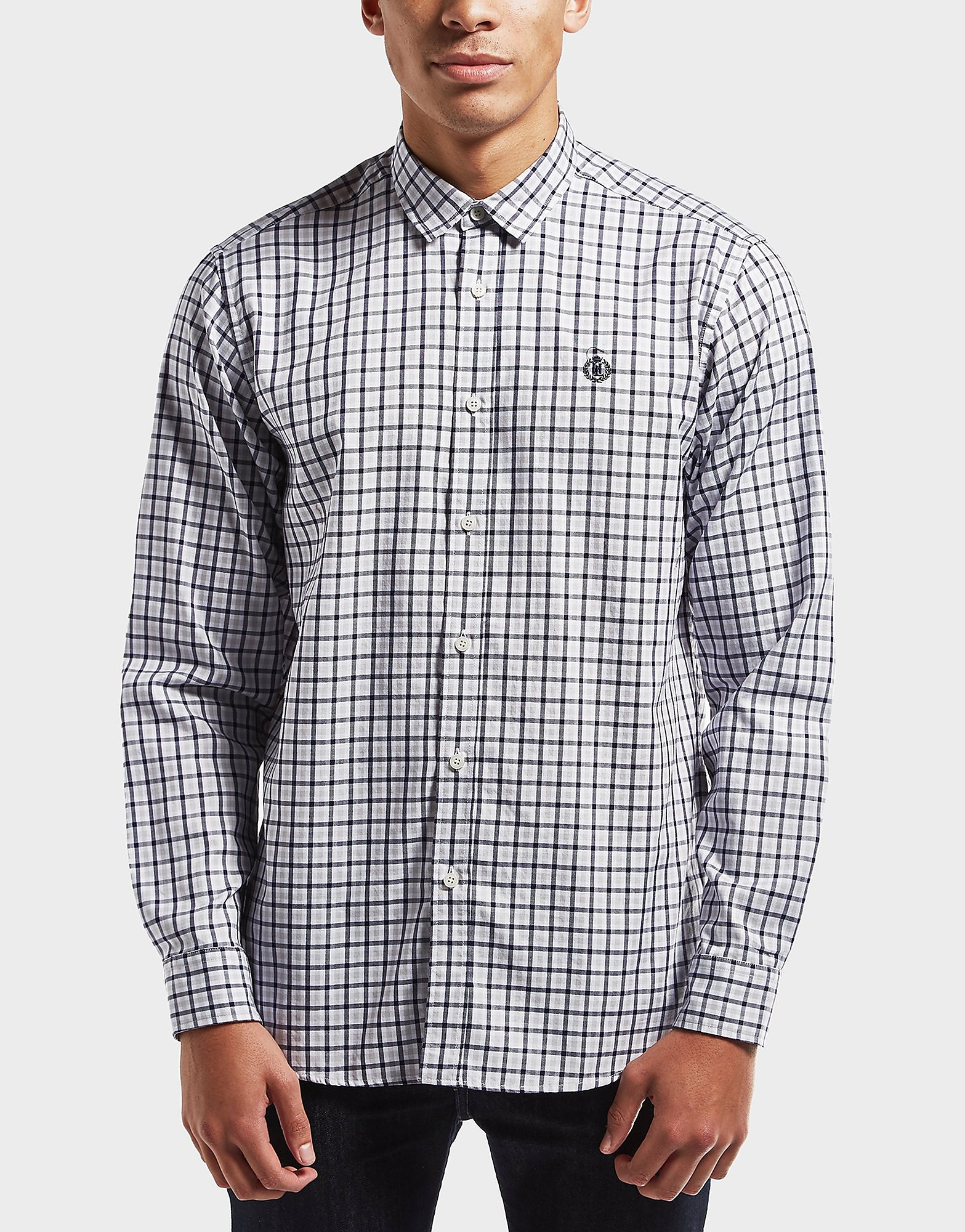 Henri Lloyd Tyne Checked Long Sleeve Shirt