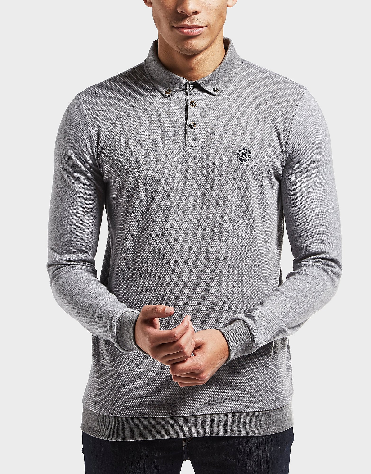 Henri Lloyd Mullan Long Sleeve Polo Shirt