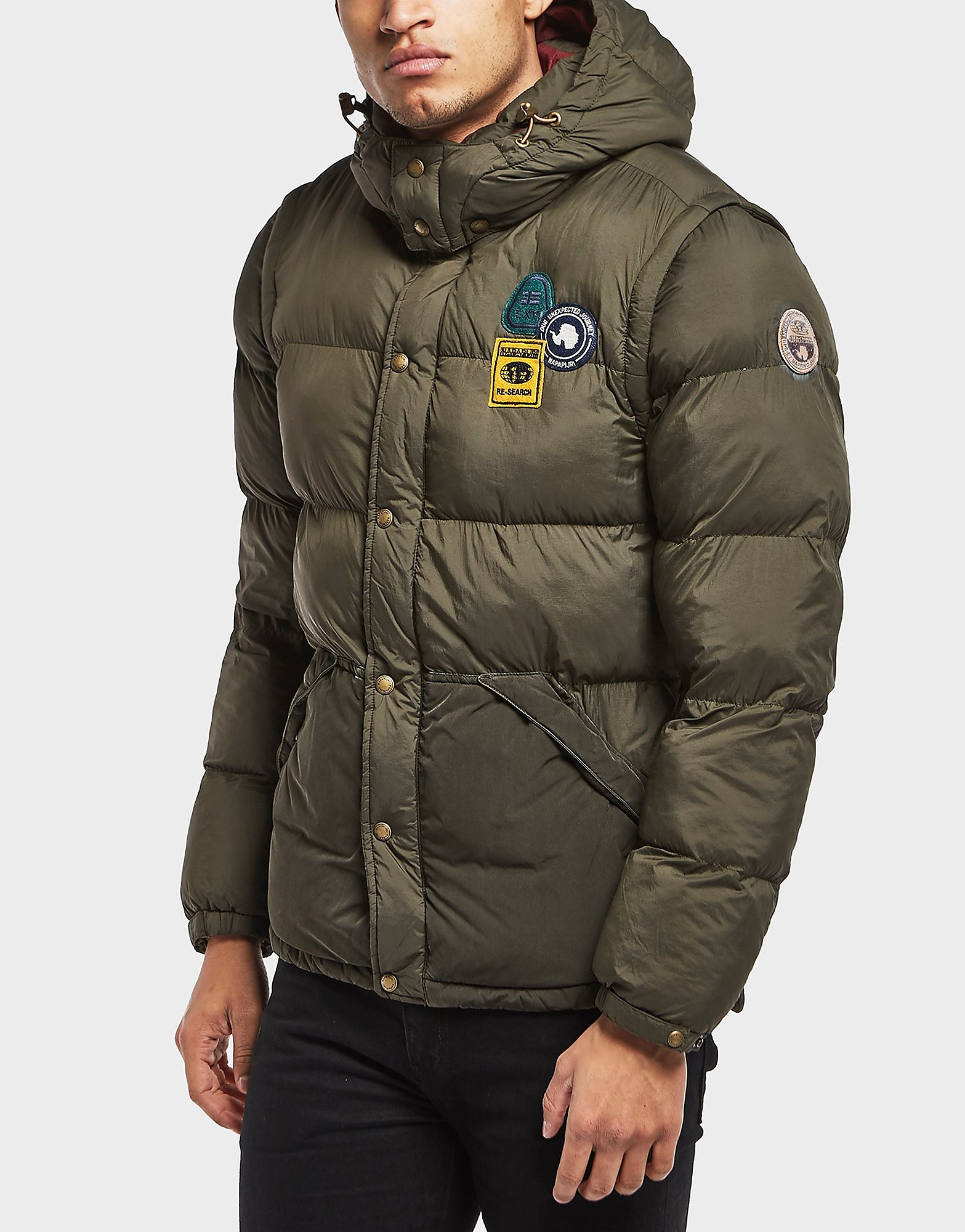 Napapijri Arctic Down Padded Jacket